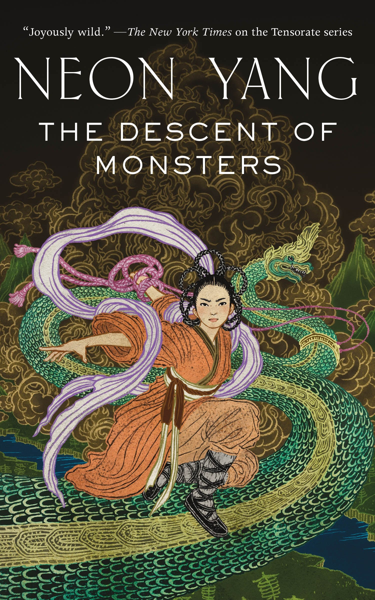 Image of The Descent of Monsters