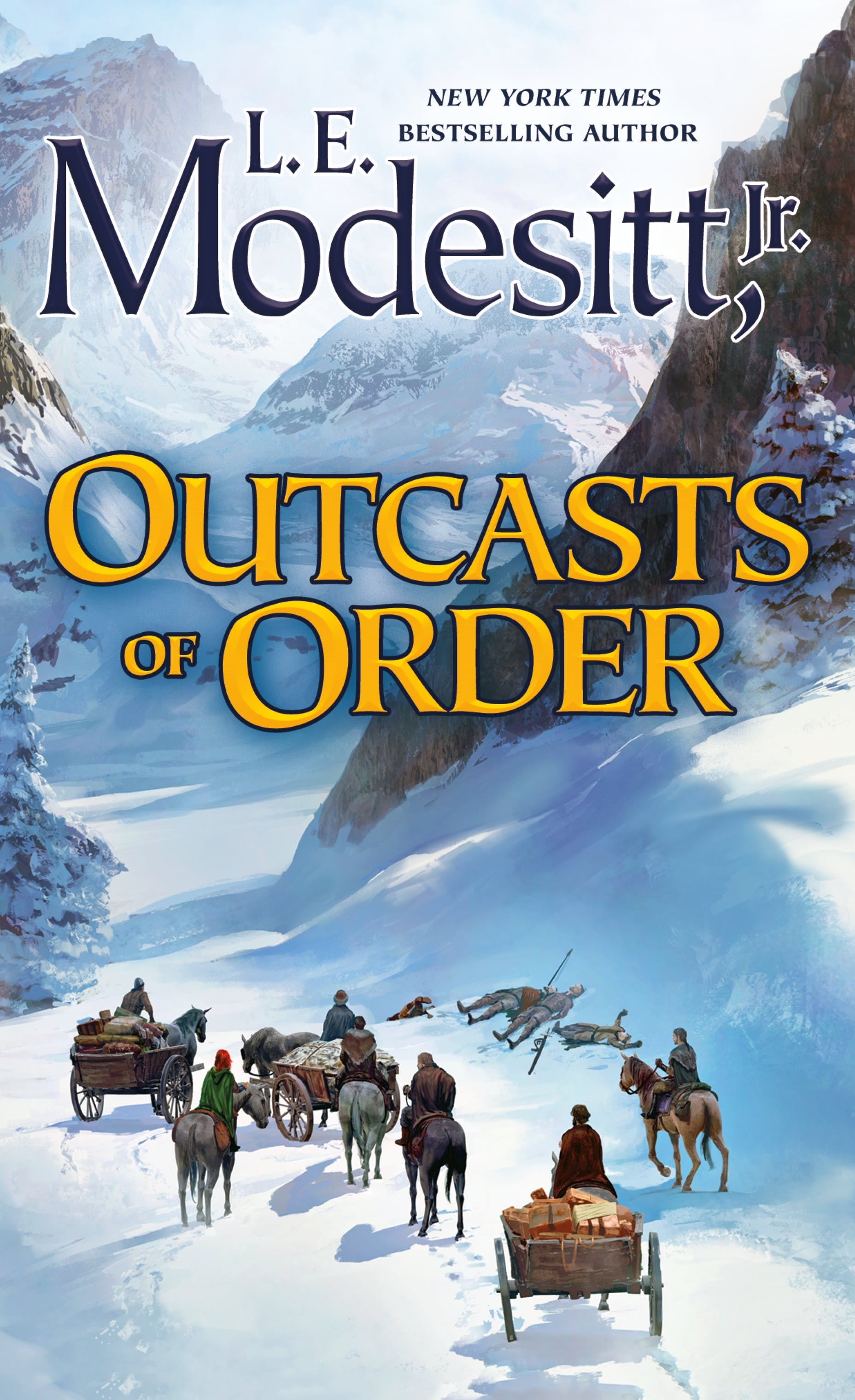 Image of Outcasts of Order