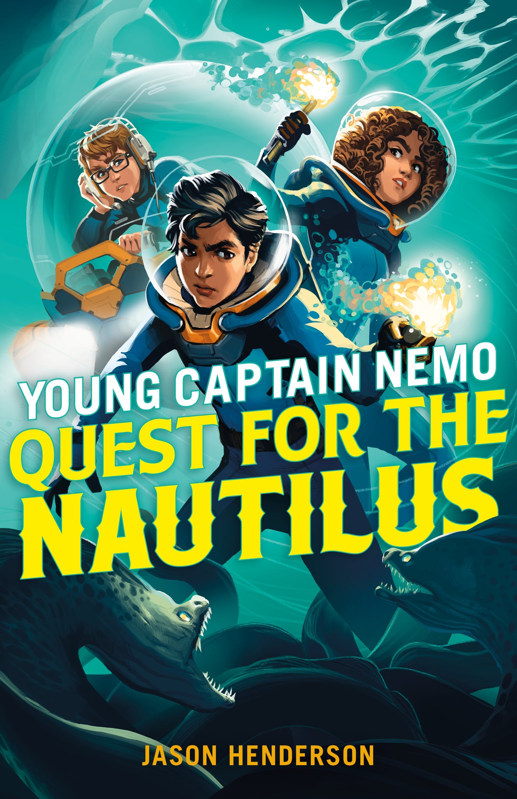 Image of Quest for the Nautilus: Young Captain Nemo
