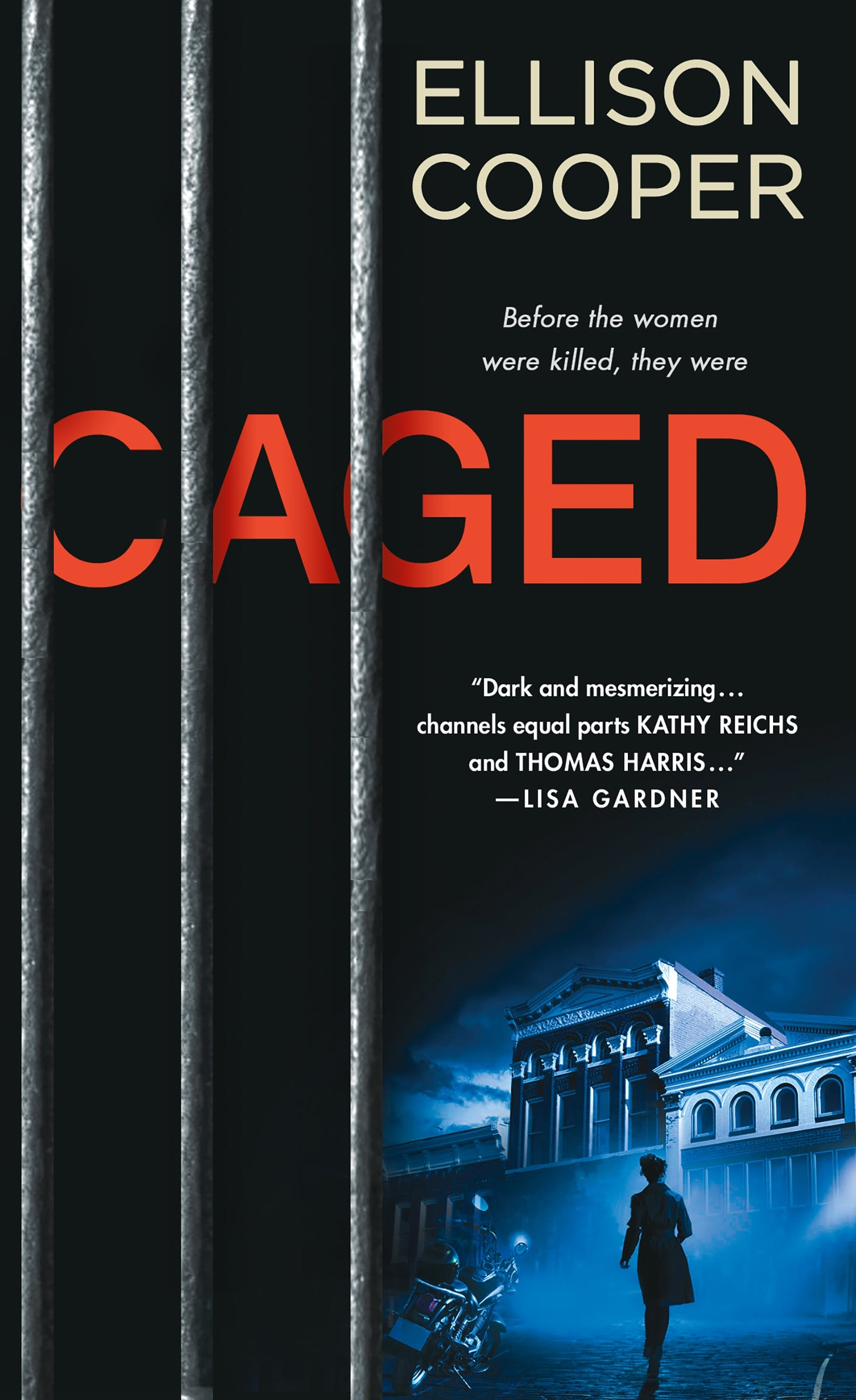 Image of Caged