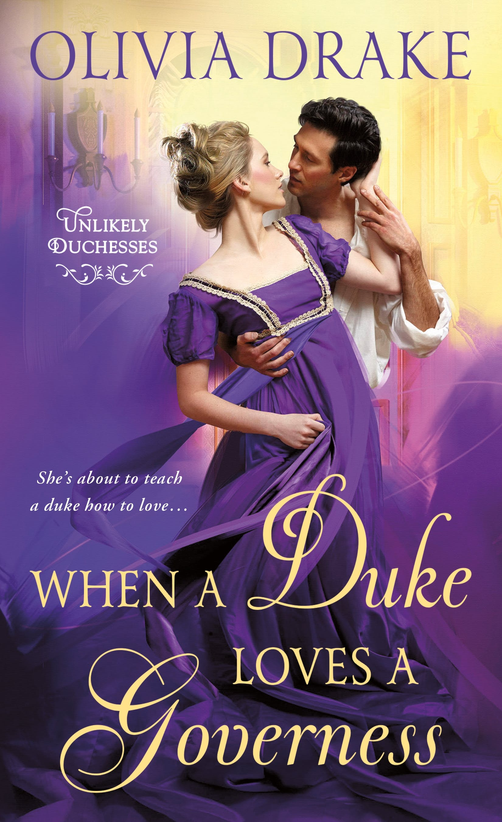 Image of When a Duke Loves a Governess