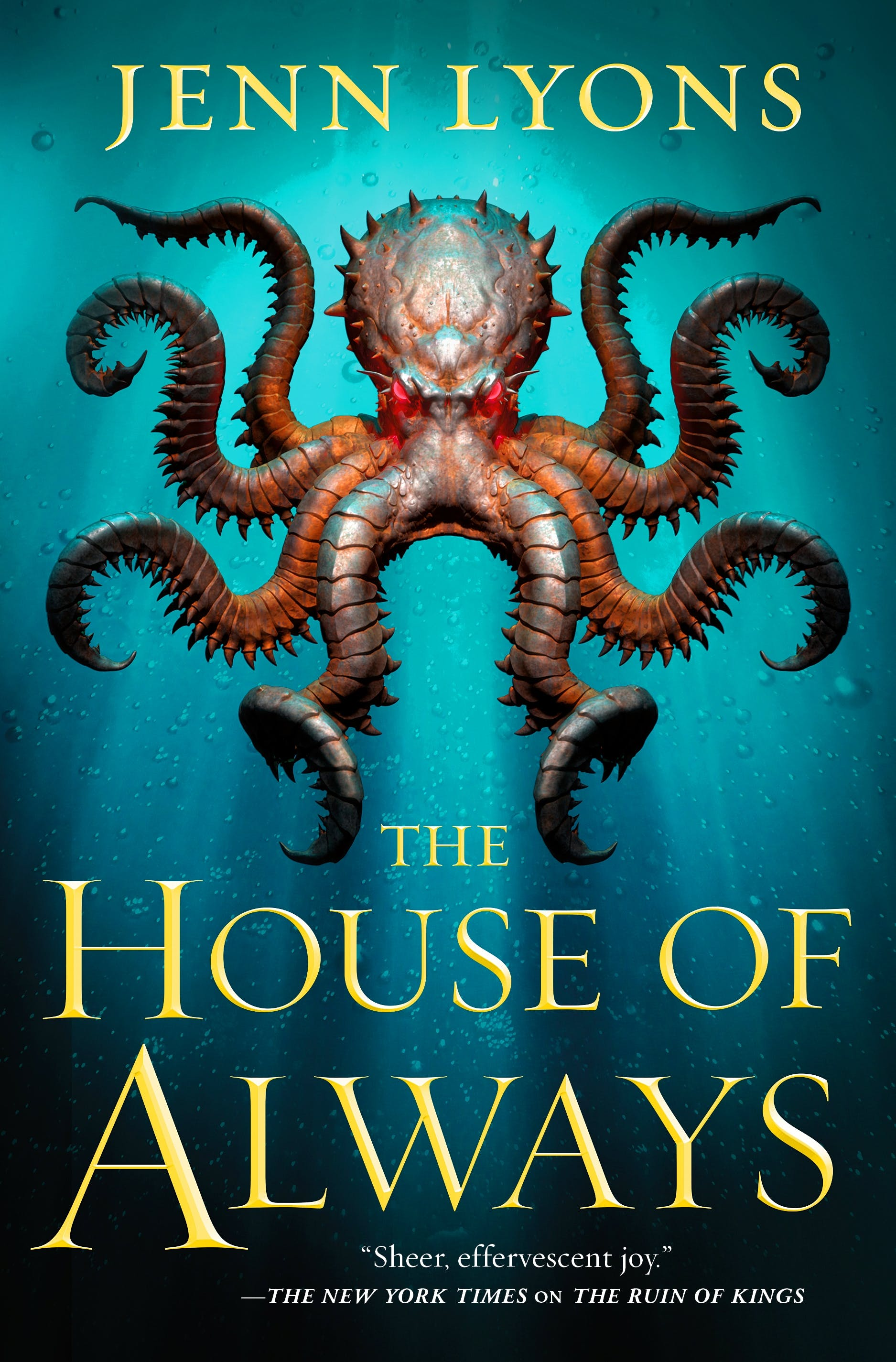 Image of The House of Always