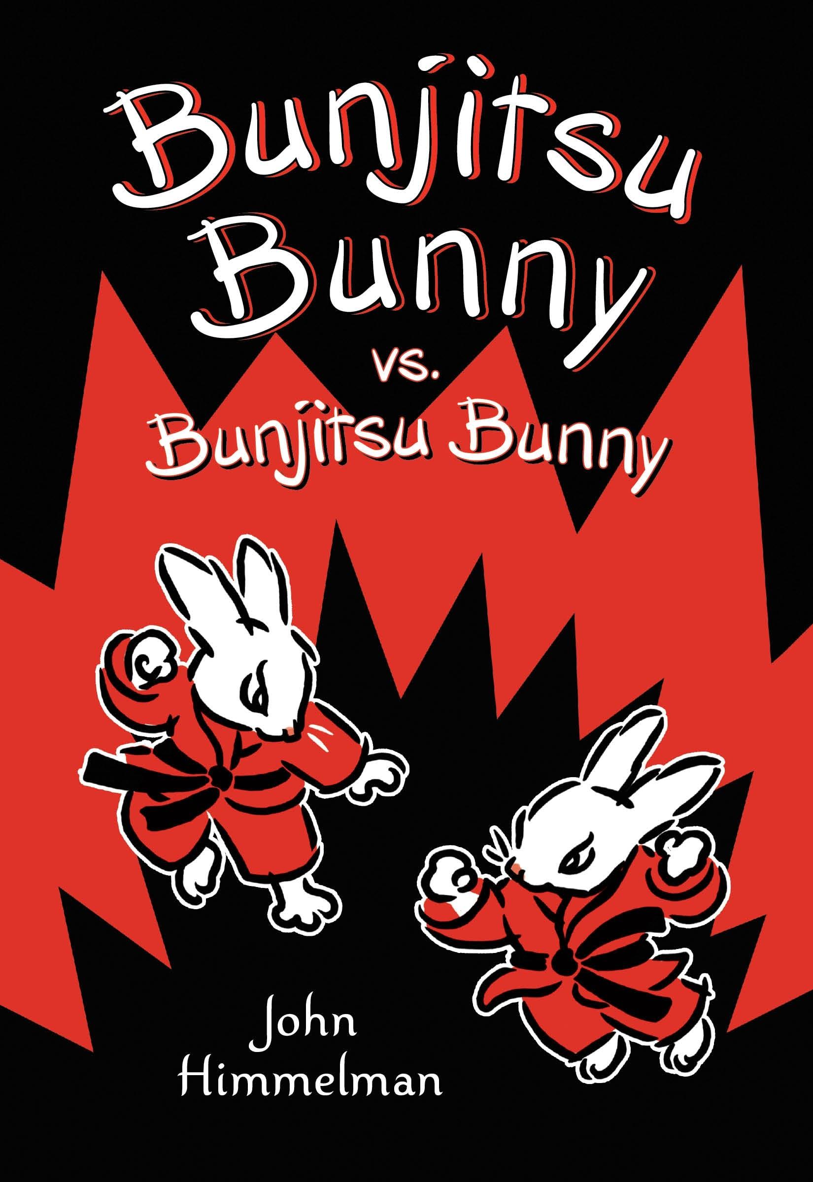 Image of Bunjitsu Bunny vs. Bunjitsu Bunny