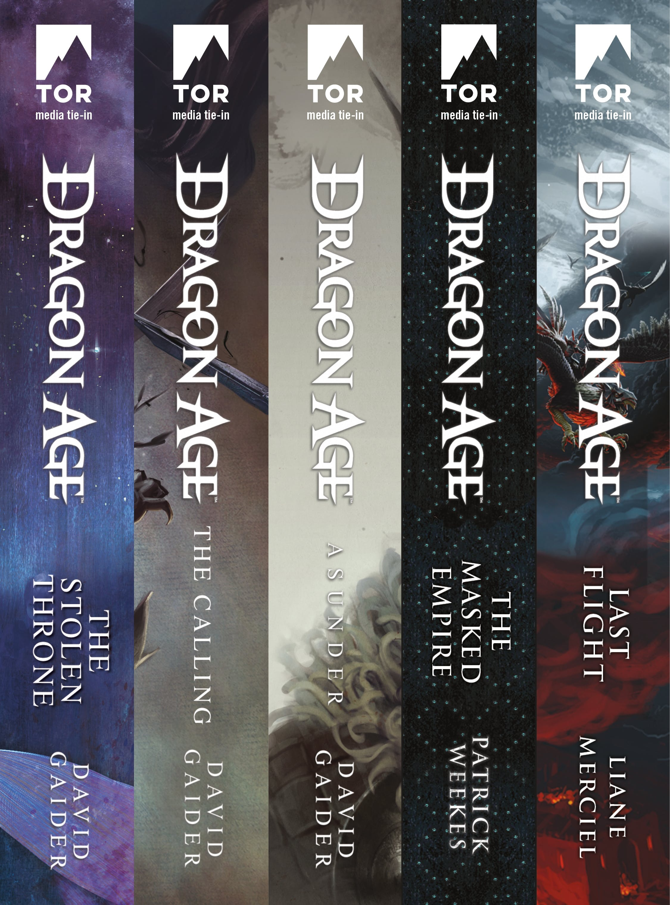 Image of A Dragon Age Collection