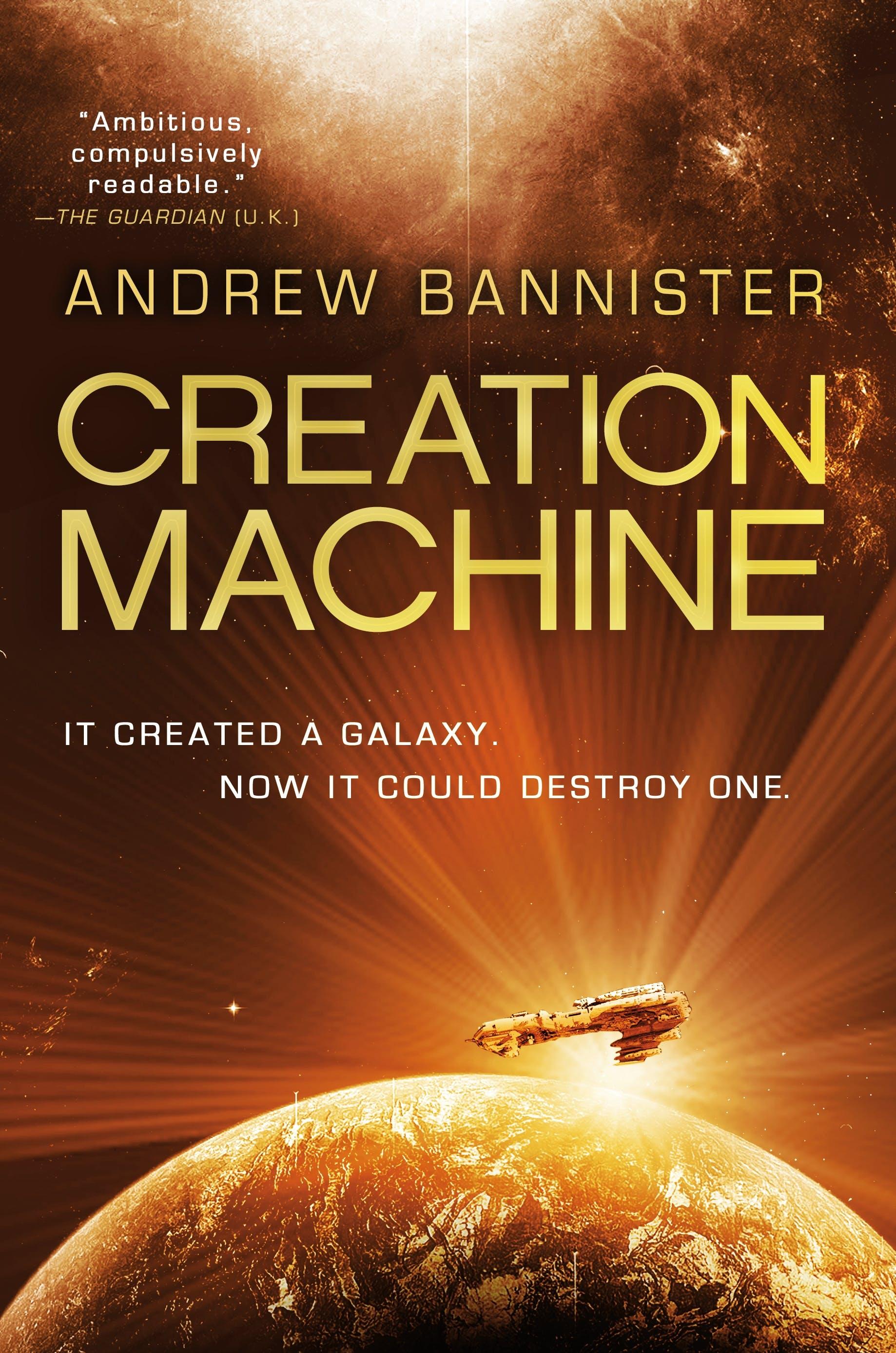 Image of Creation Machine
