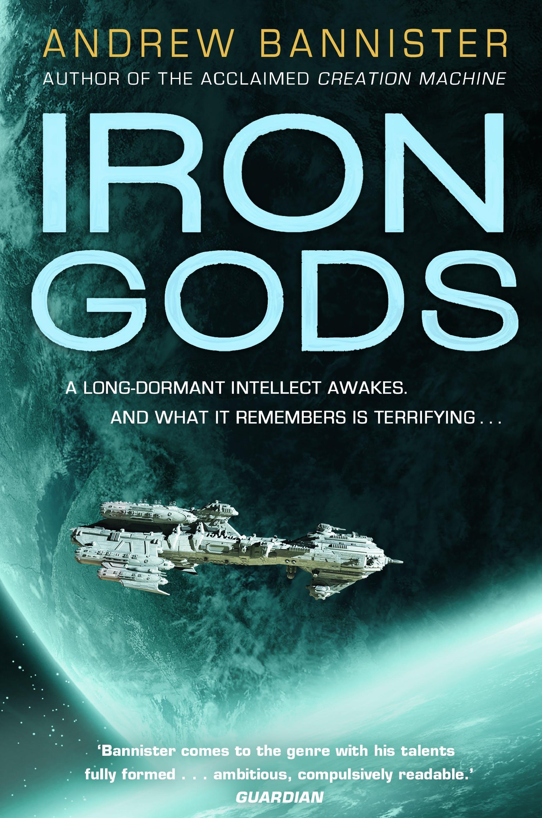 Image of Iron Gods