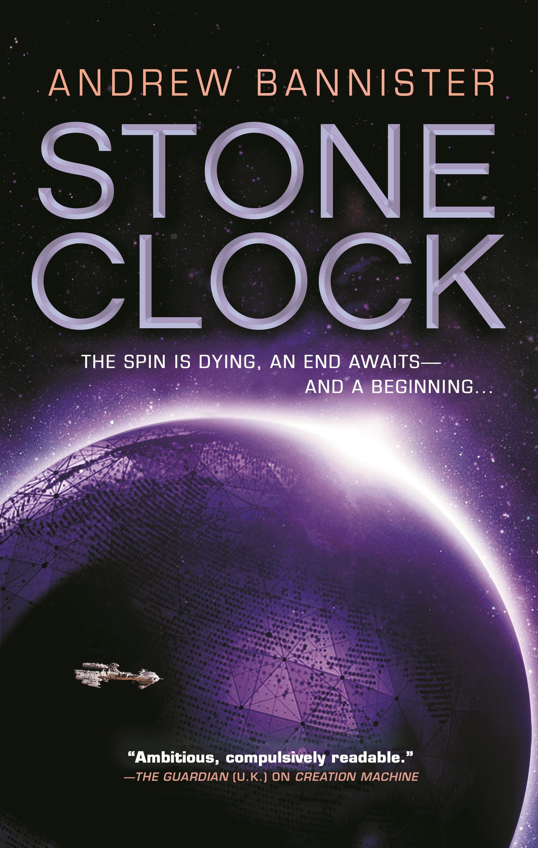Image of Stone Clock