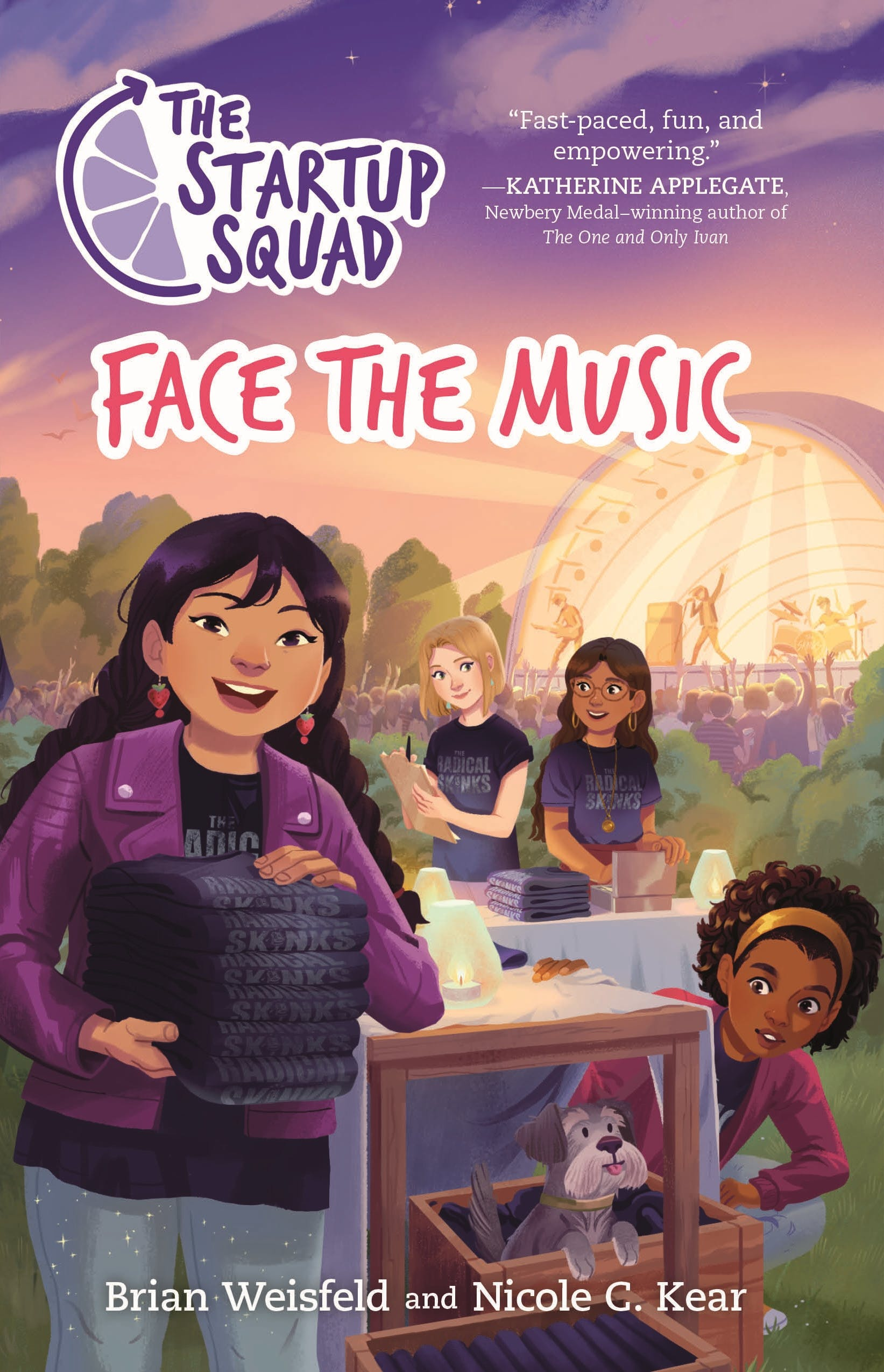 Image of The Startup Squad: Face the Music