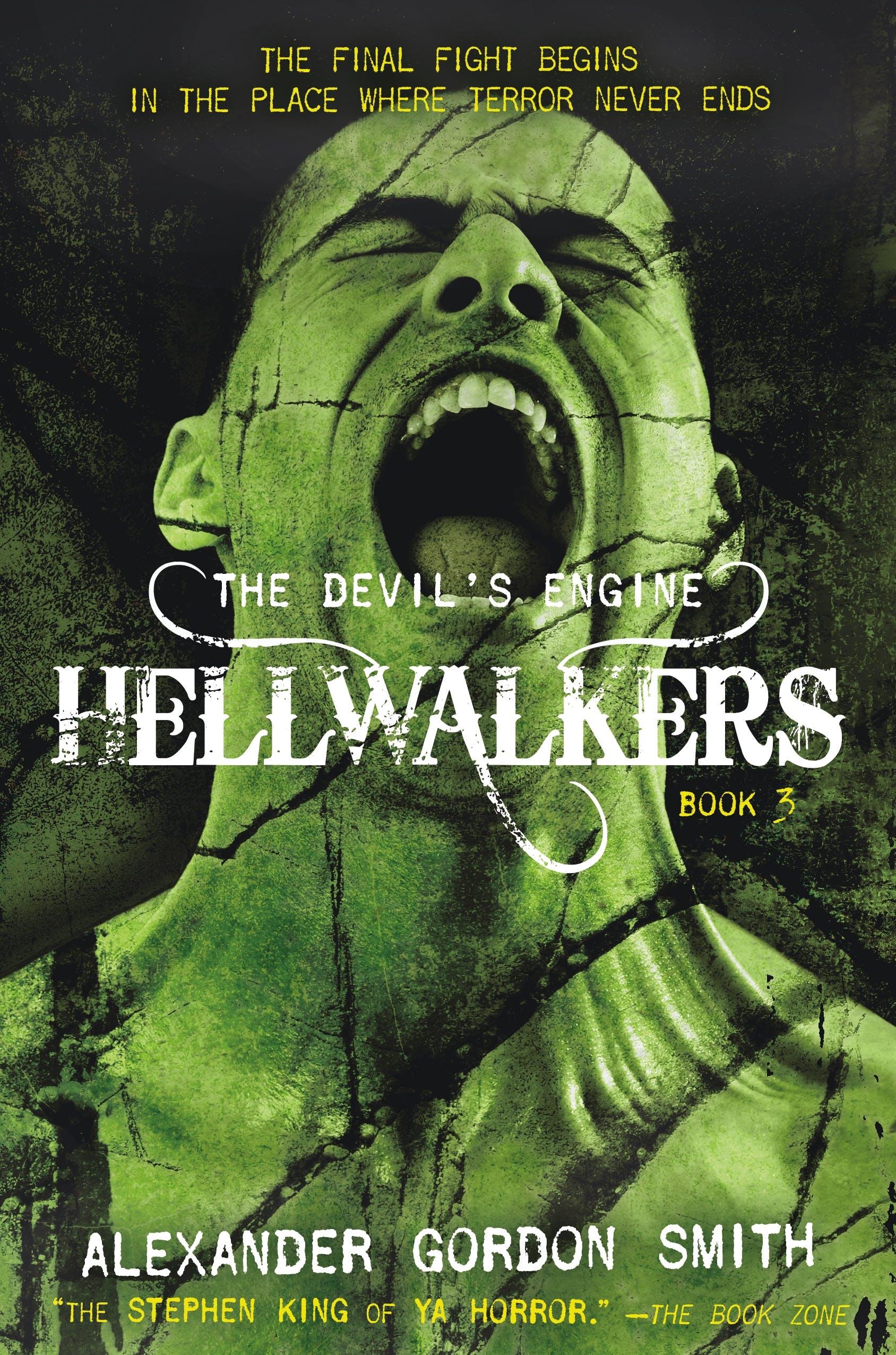 Image of The Devil's Engine: Hellwalkers