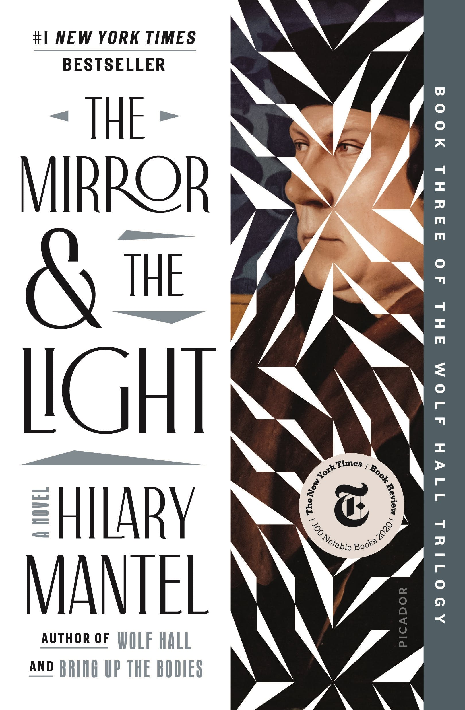 Image of The Mirror & the Light
