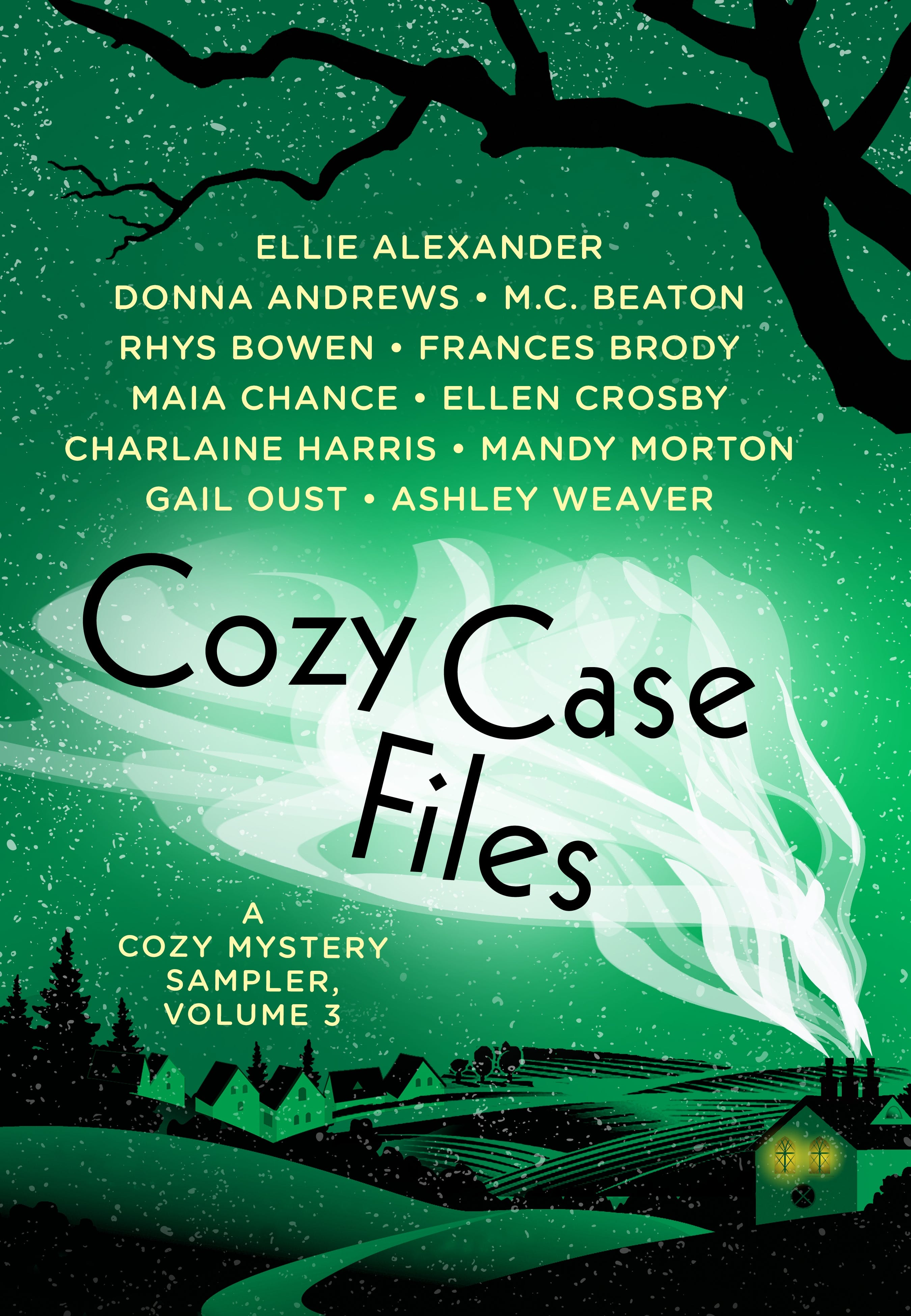 Image of Cozy Case Files: A Cozy Mystery Sampler, Volume 3