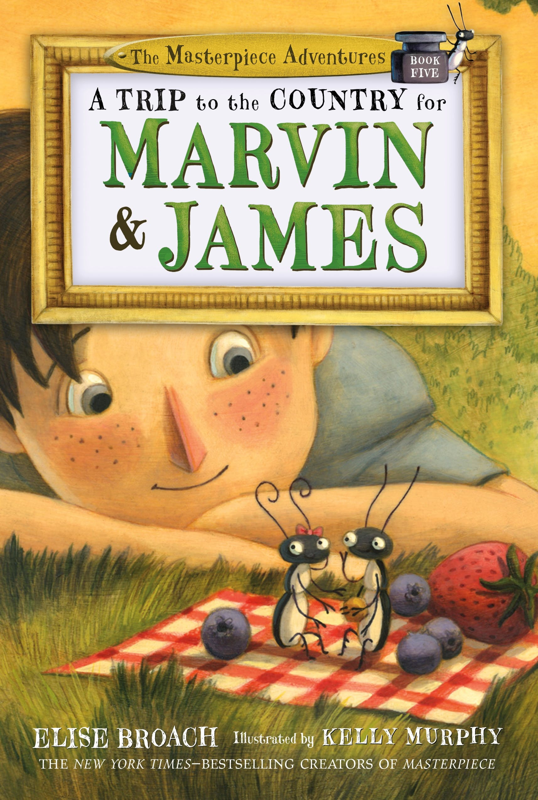 Image of A Trip to the Country for Marvin & James