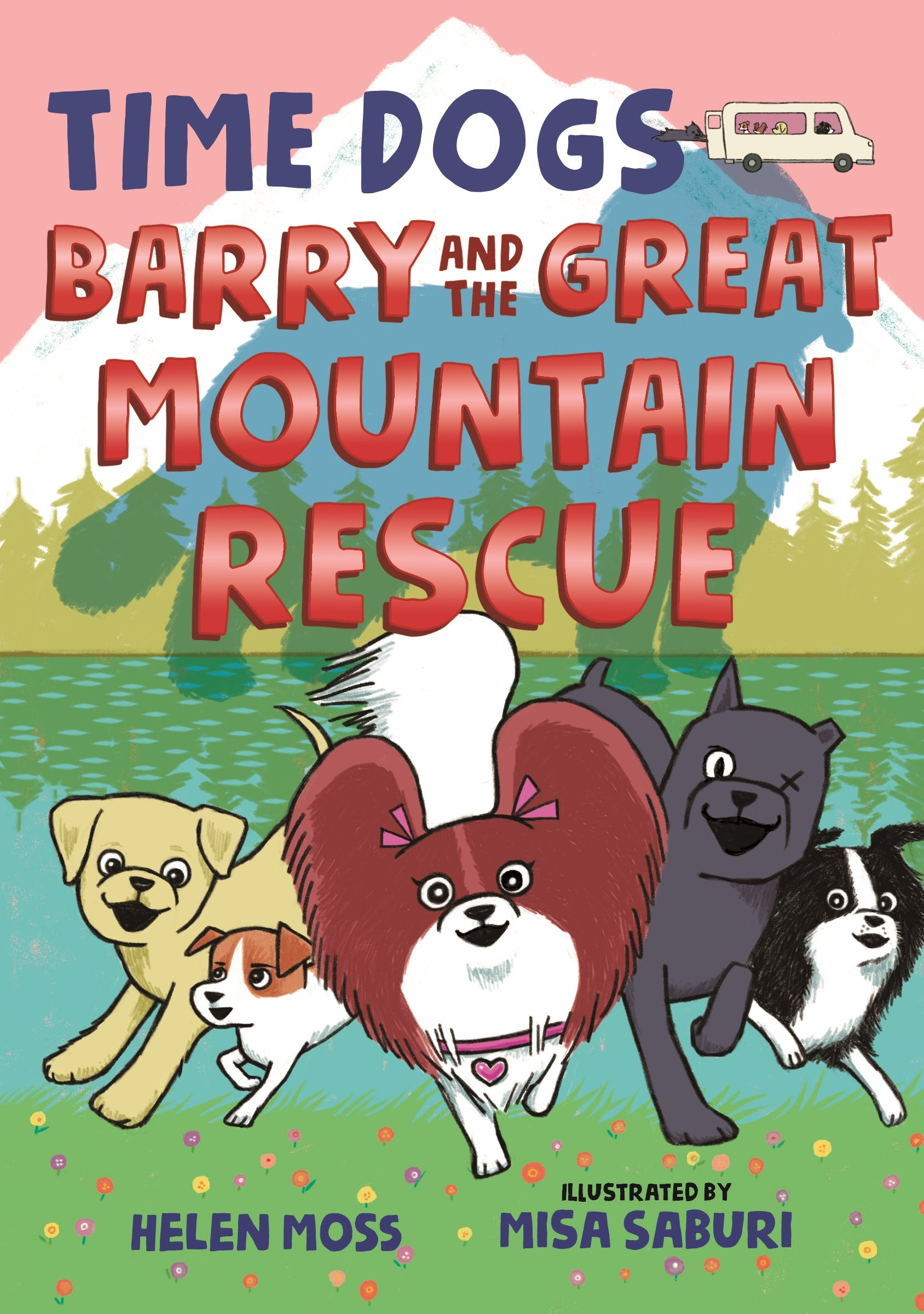 Image of Time Dogs: Barry and the Great Mountain Rescue