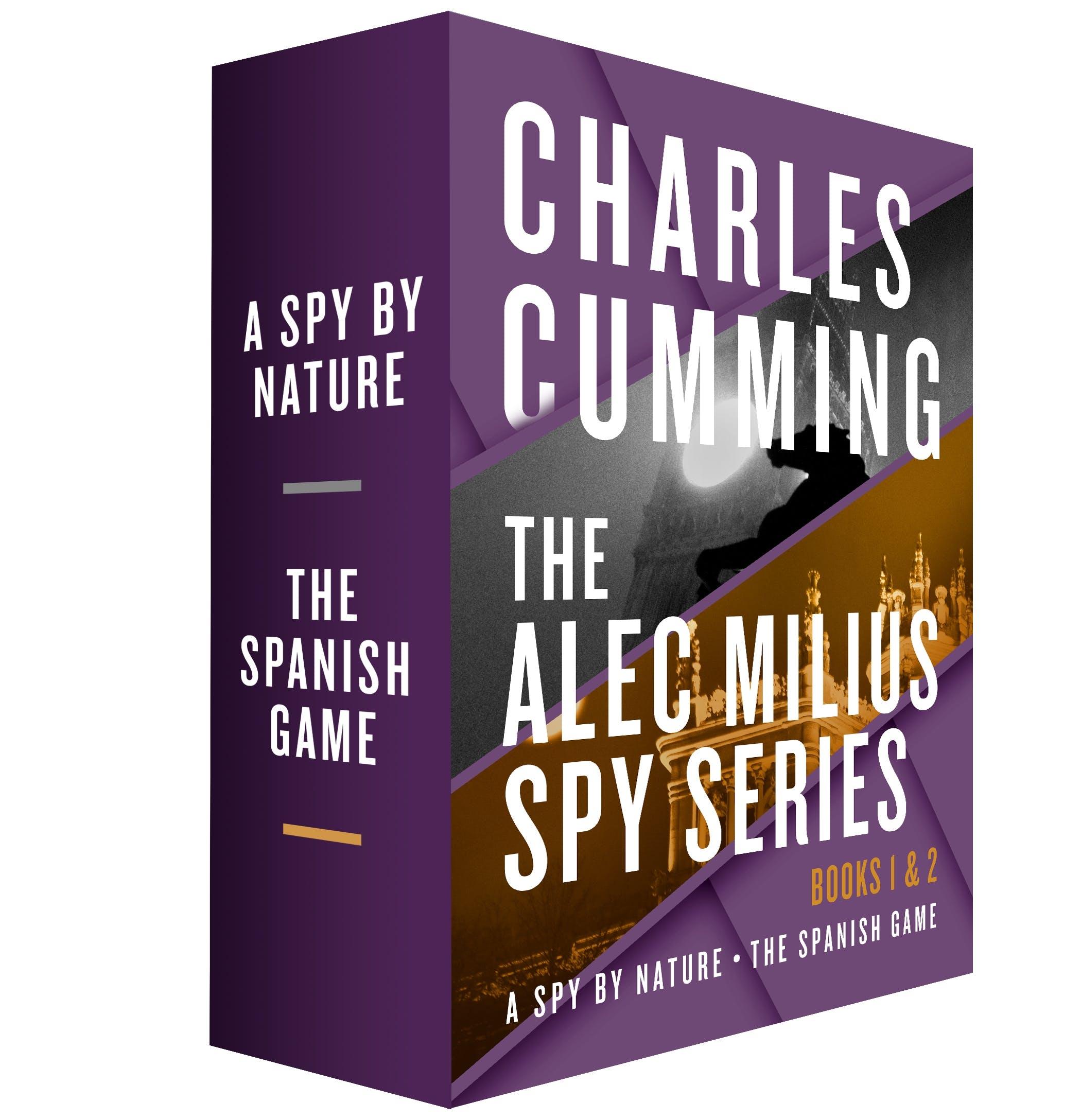 Image of The Alec Milius Spy Series: Books 1 & 2