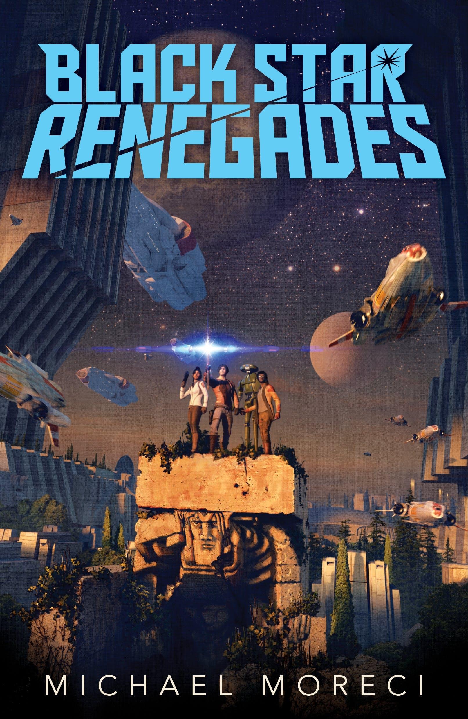 Image of Black Star Renegades