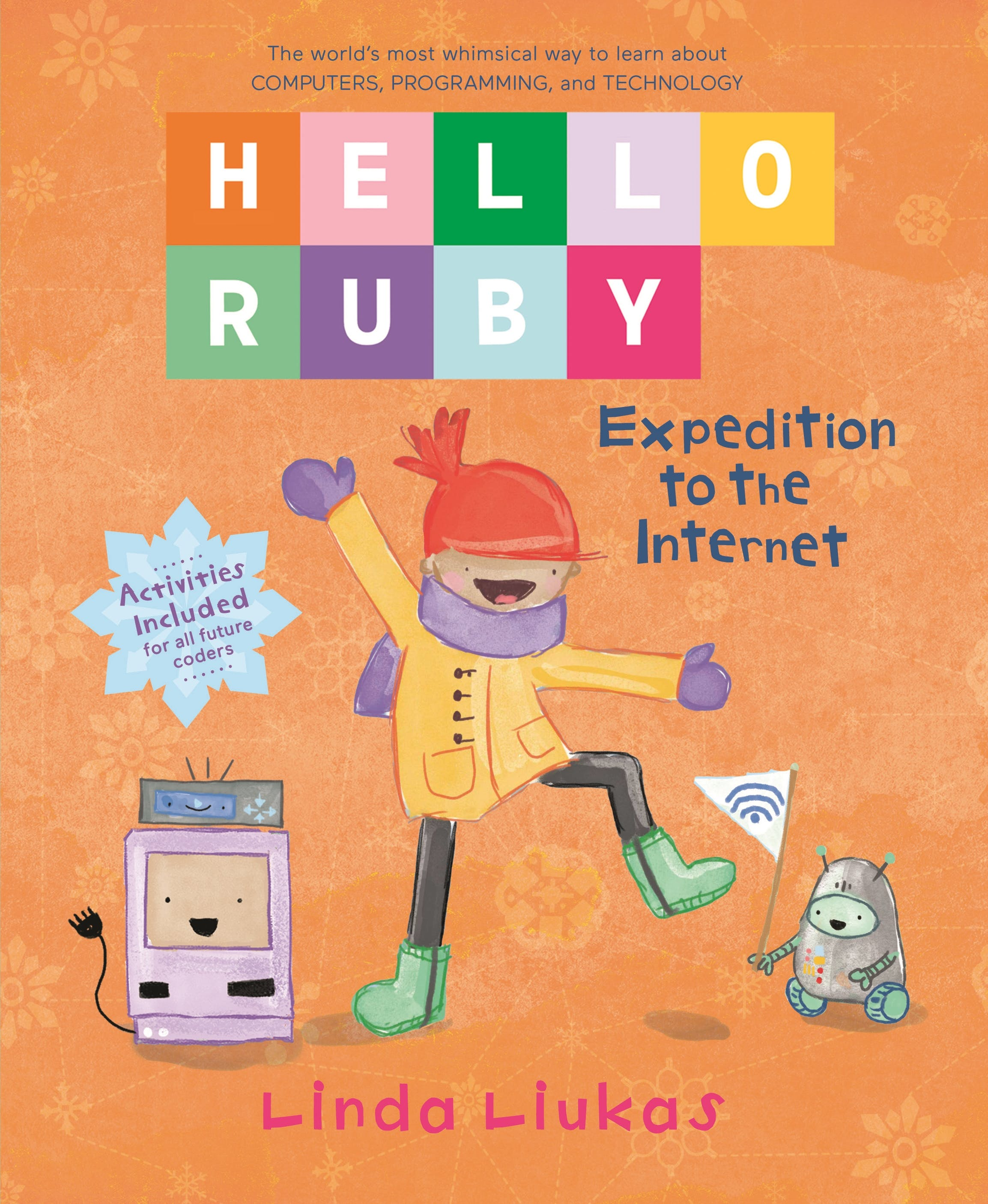 Image of Hello Ruby: Expedition to the Internet
