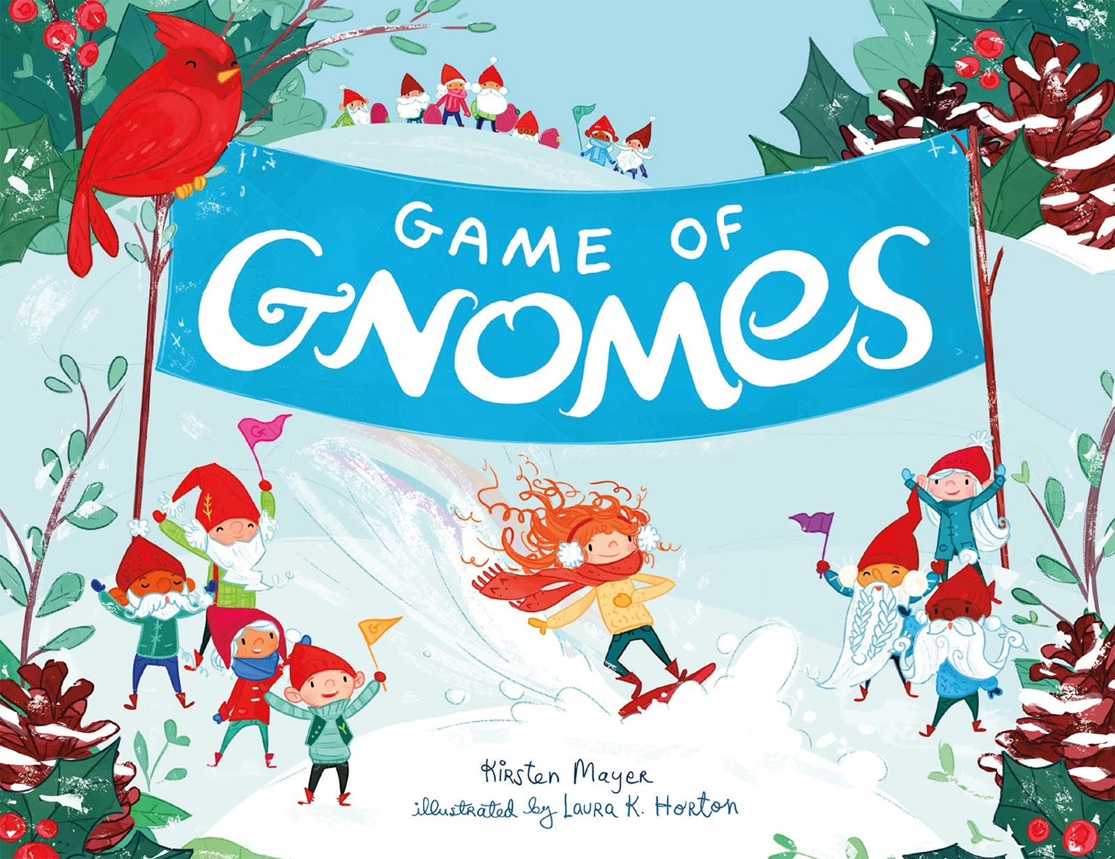Image of Game of Gnomes