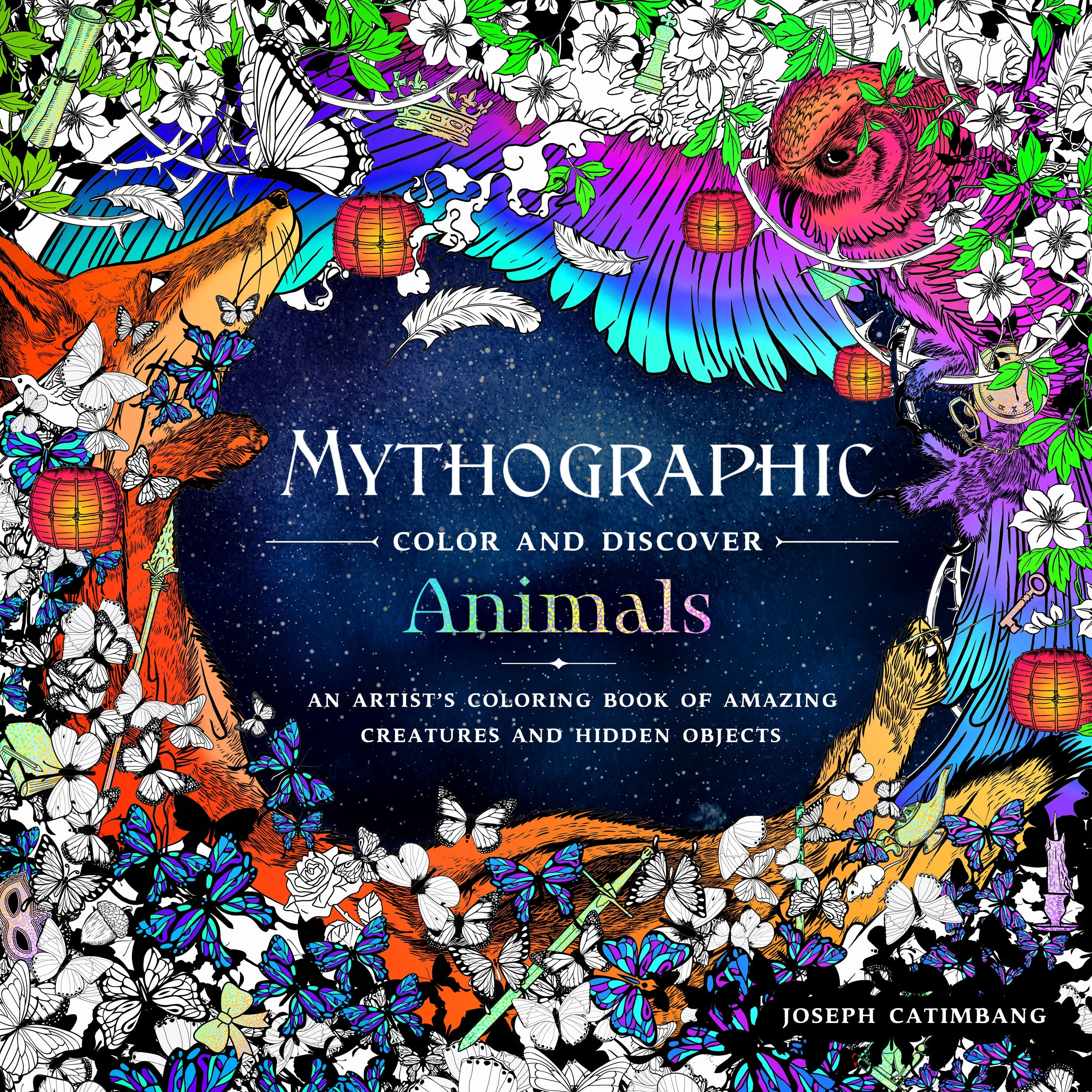 Image of Mythographic Color and Discover: Animals