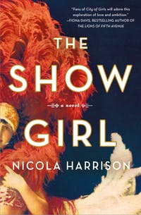 The Show Girl book cover