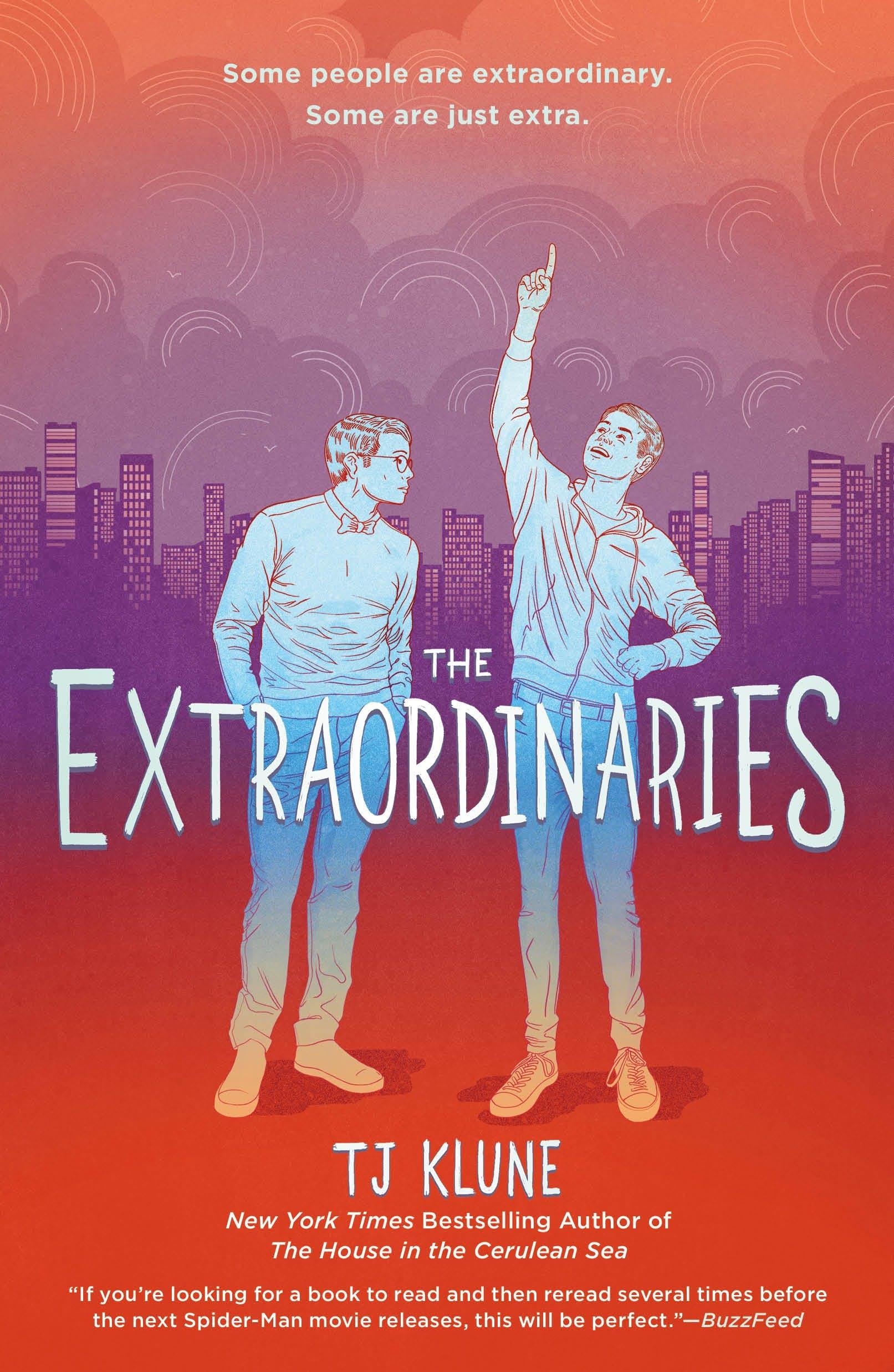 Image of The Extraordinaries