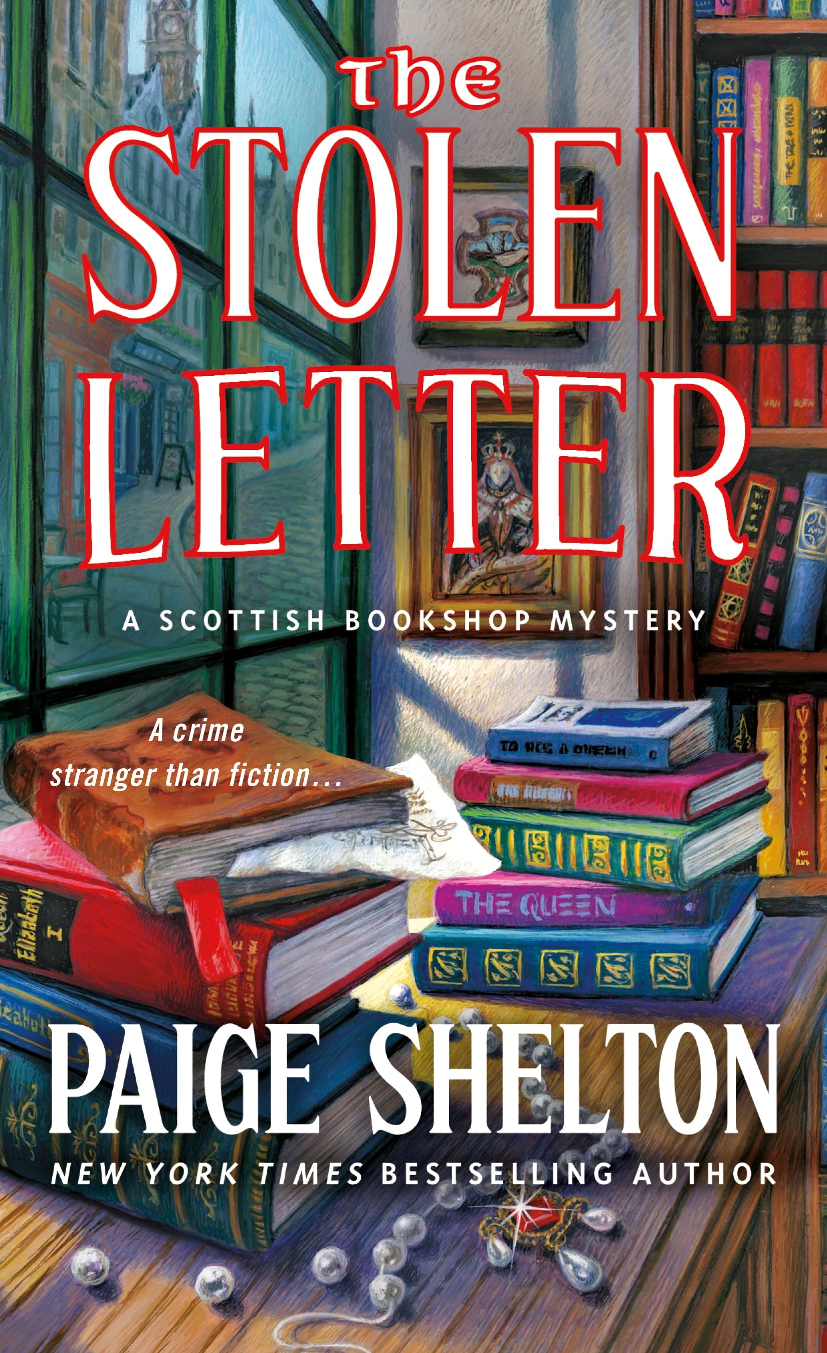 Image of The Stolen Letter