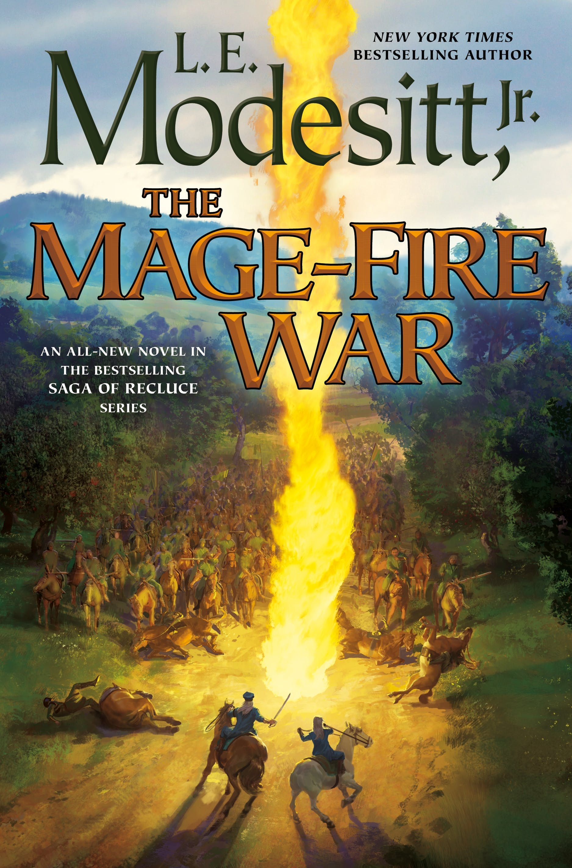 Image of The Mage-Fire War