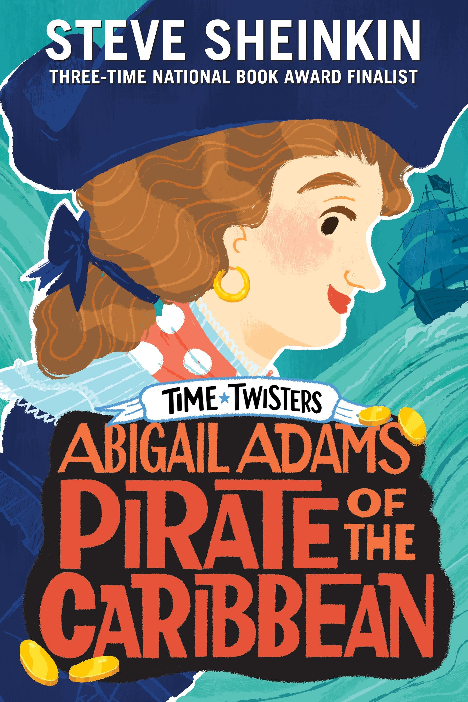 Image of Abigail Adams, Pirate of the Caribbean