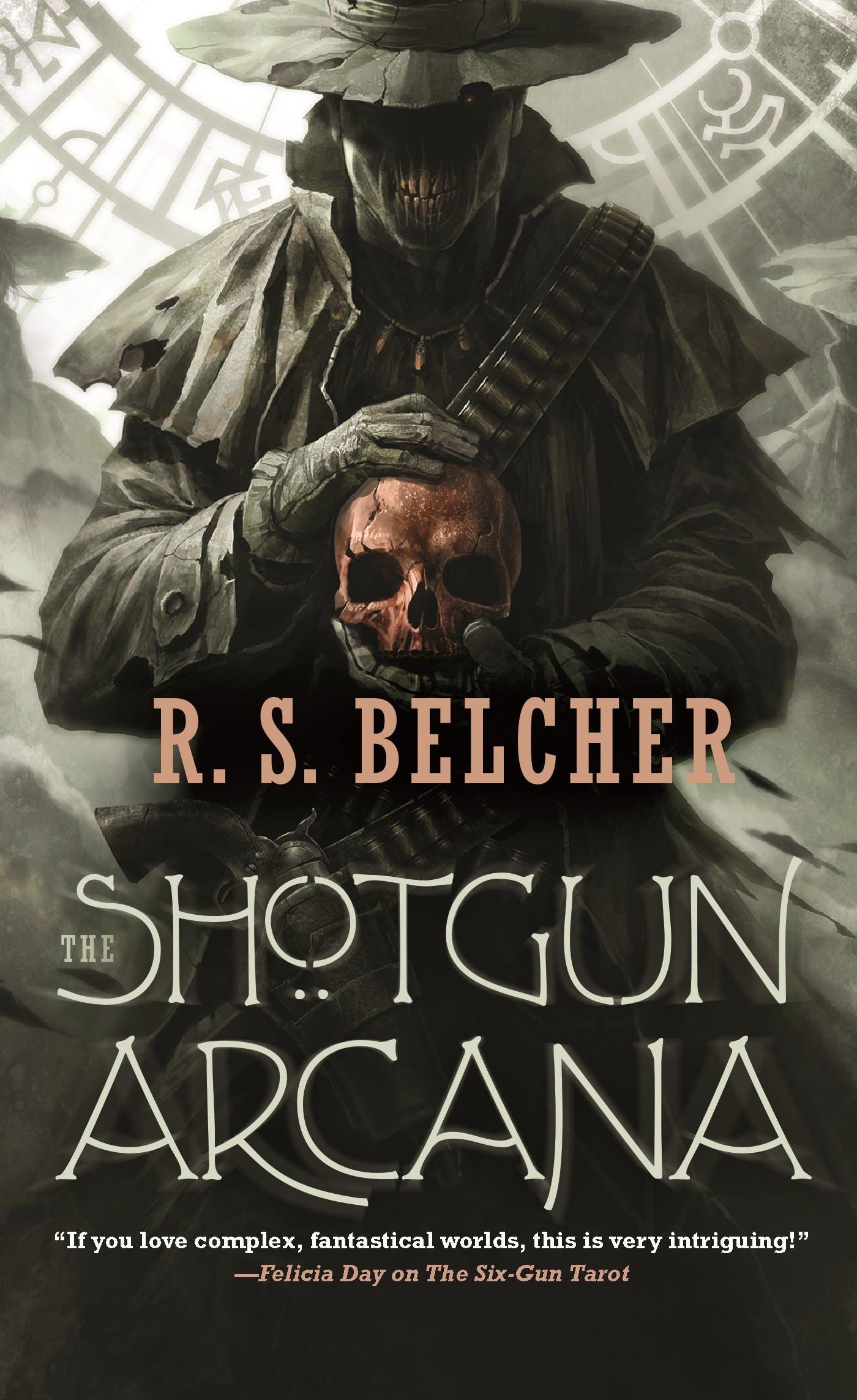 Image of The Shotgun Arcana