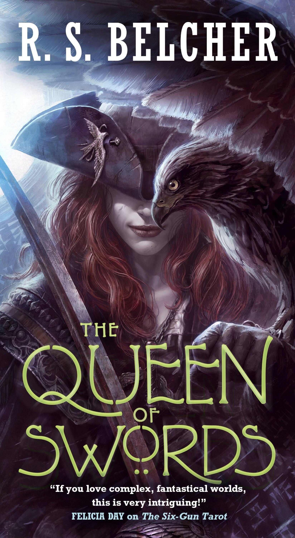 Image of The Queen of Swords