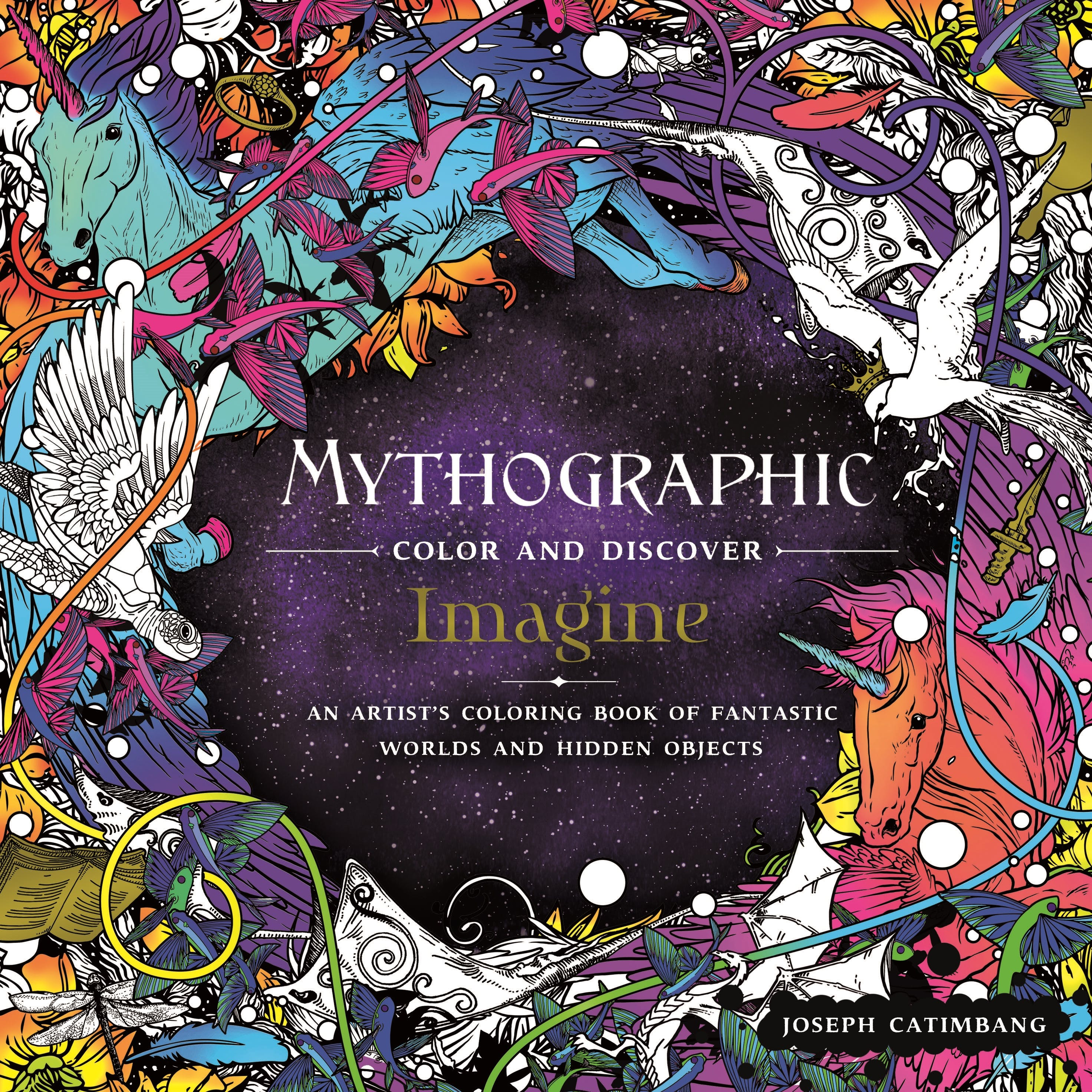 Image of Mythographic Color and Discover: Imagine