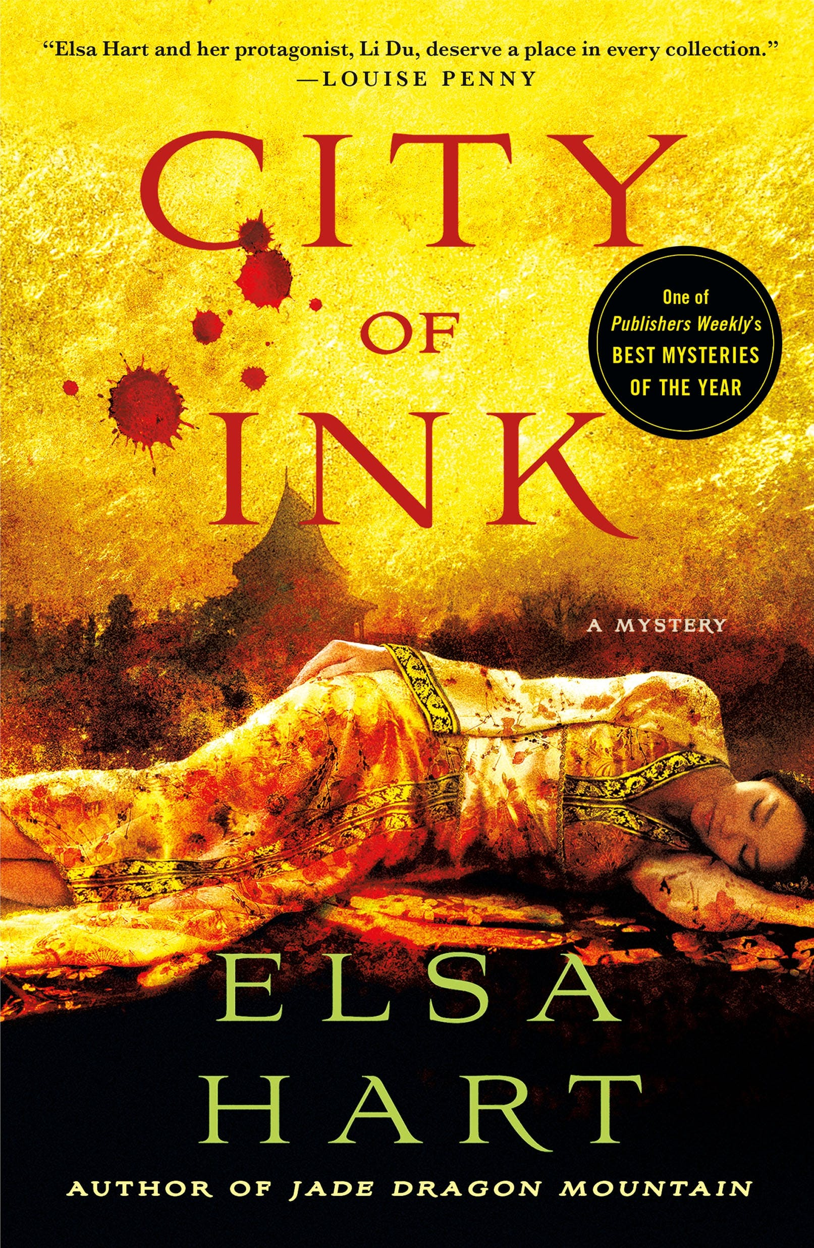 Image of City of Ink