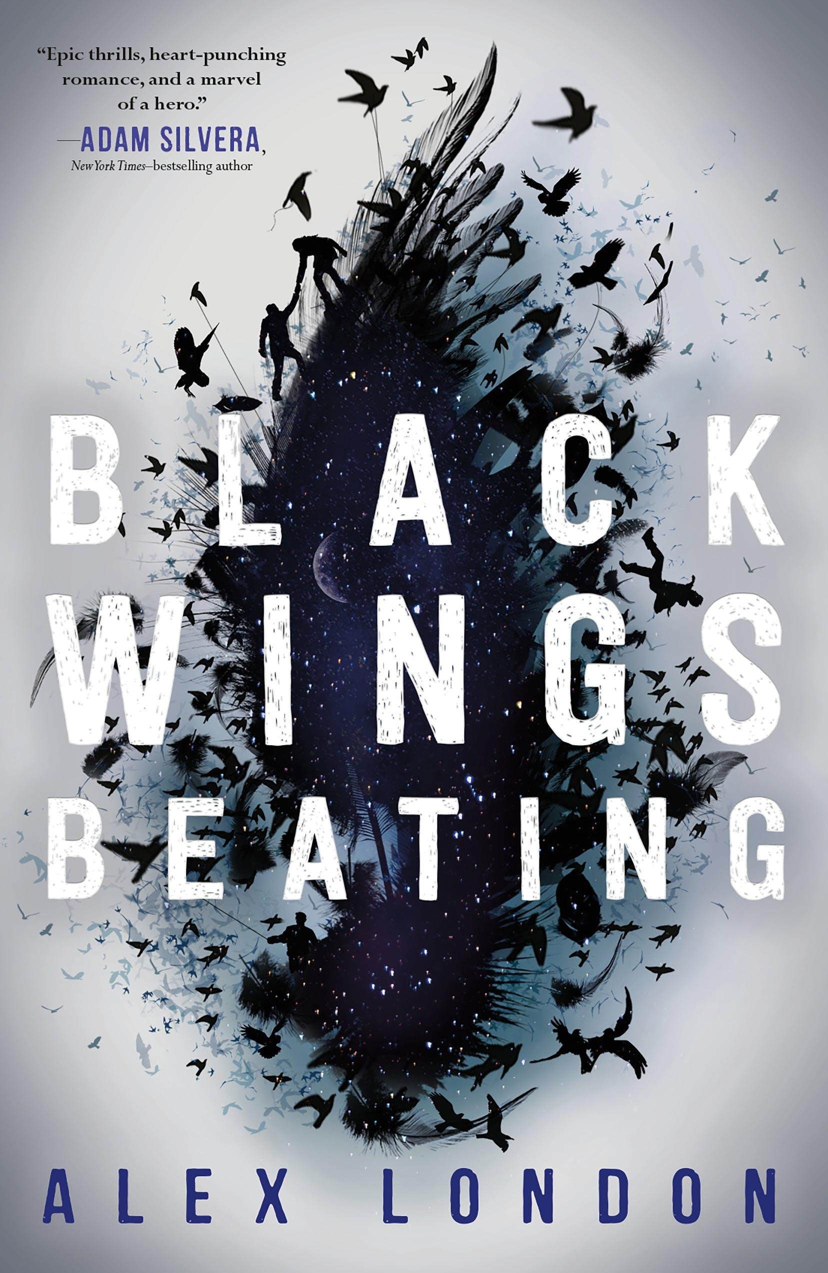 Image of Black Wings Beating