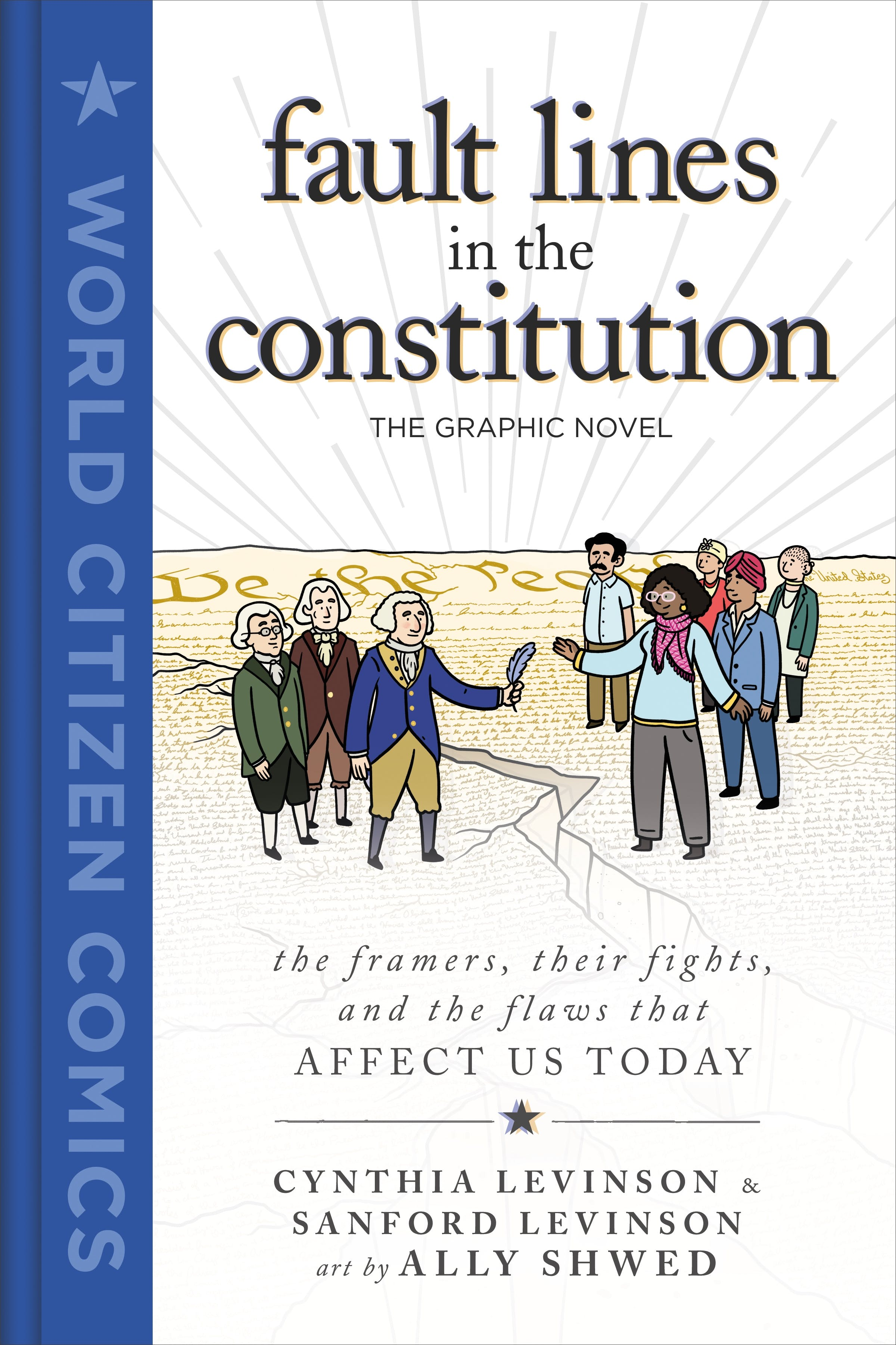 Image of Fault Lines in the Constitution: The Graphic Novel