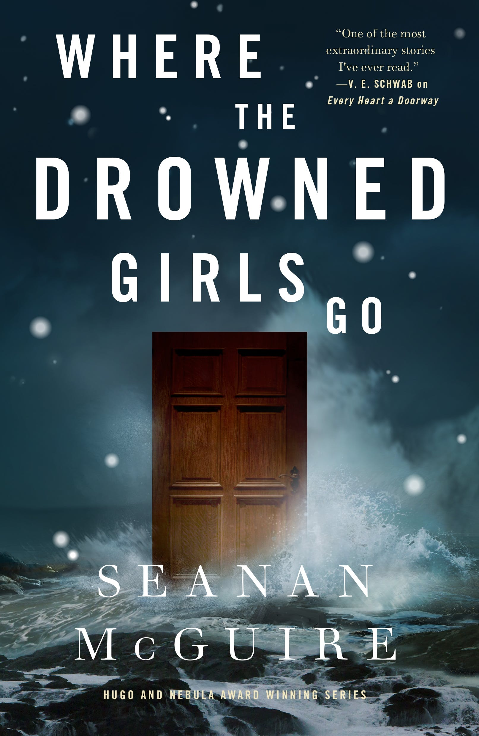 Image of Where the Drowned Girls Go