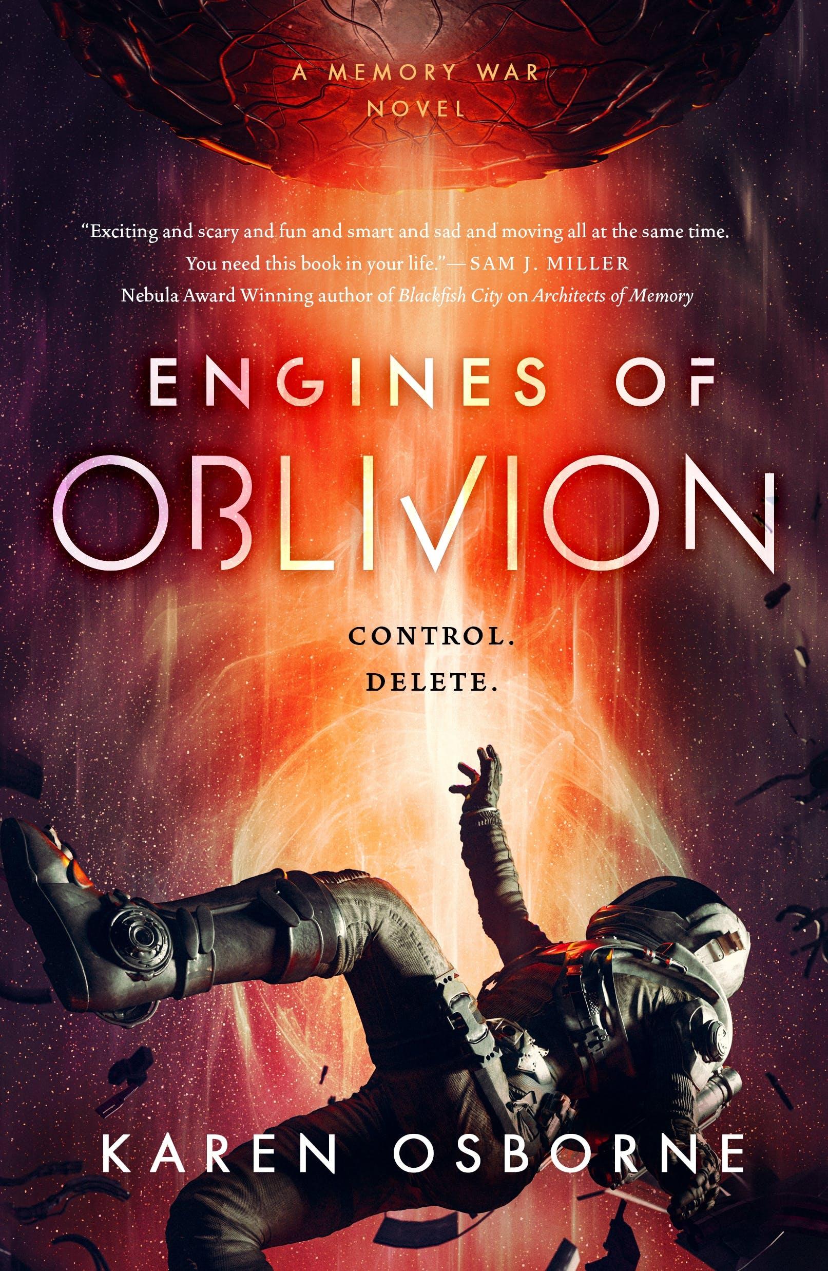 Image of Engines of Oblivion