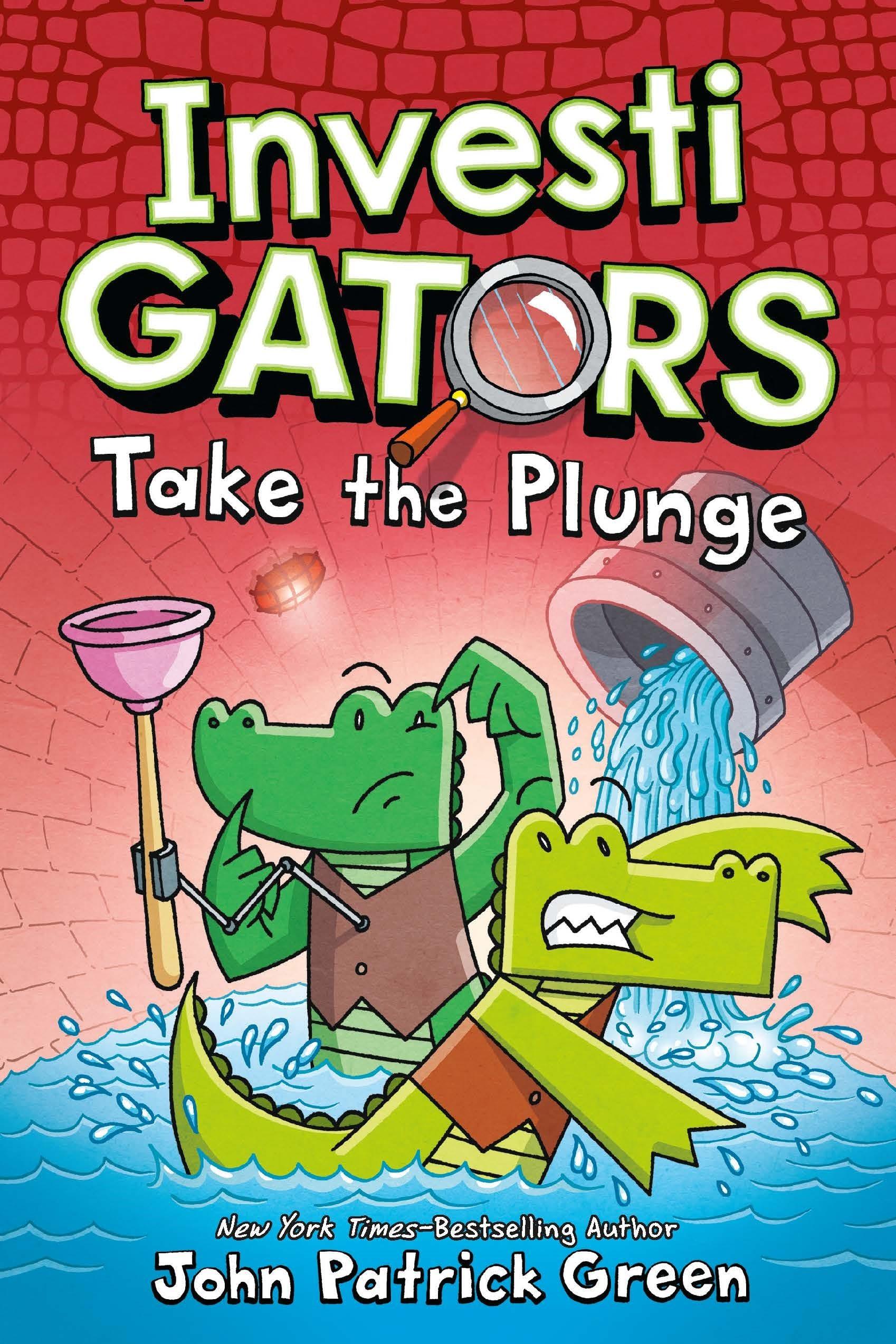 Image of InvestiGators: Take the Plunge