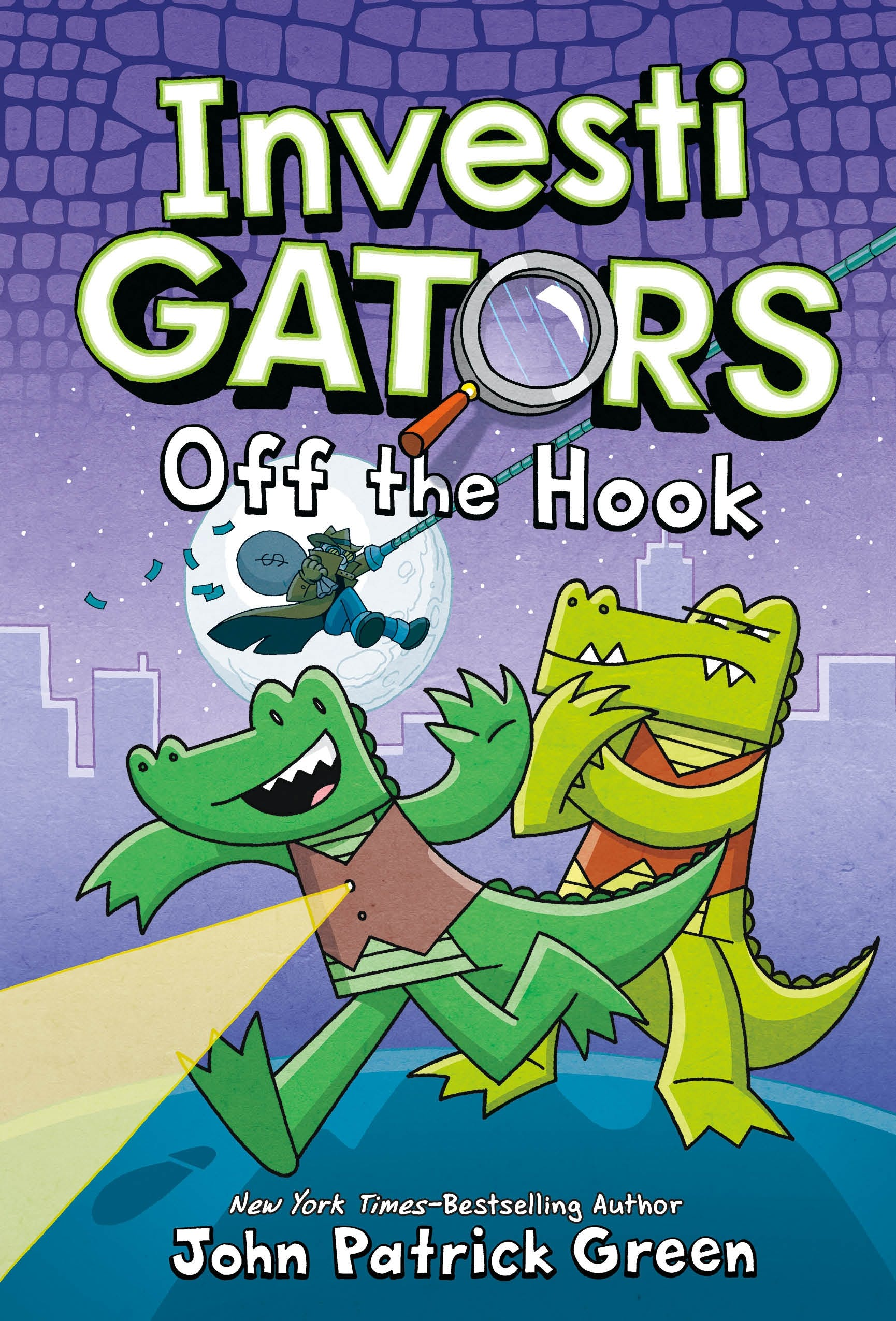 Image of InvestiGators: Off the Hook