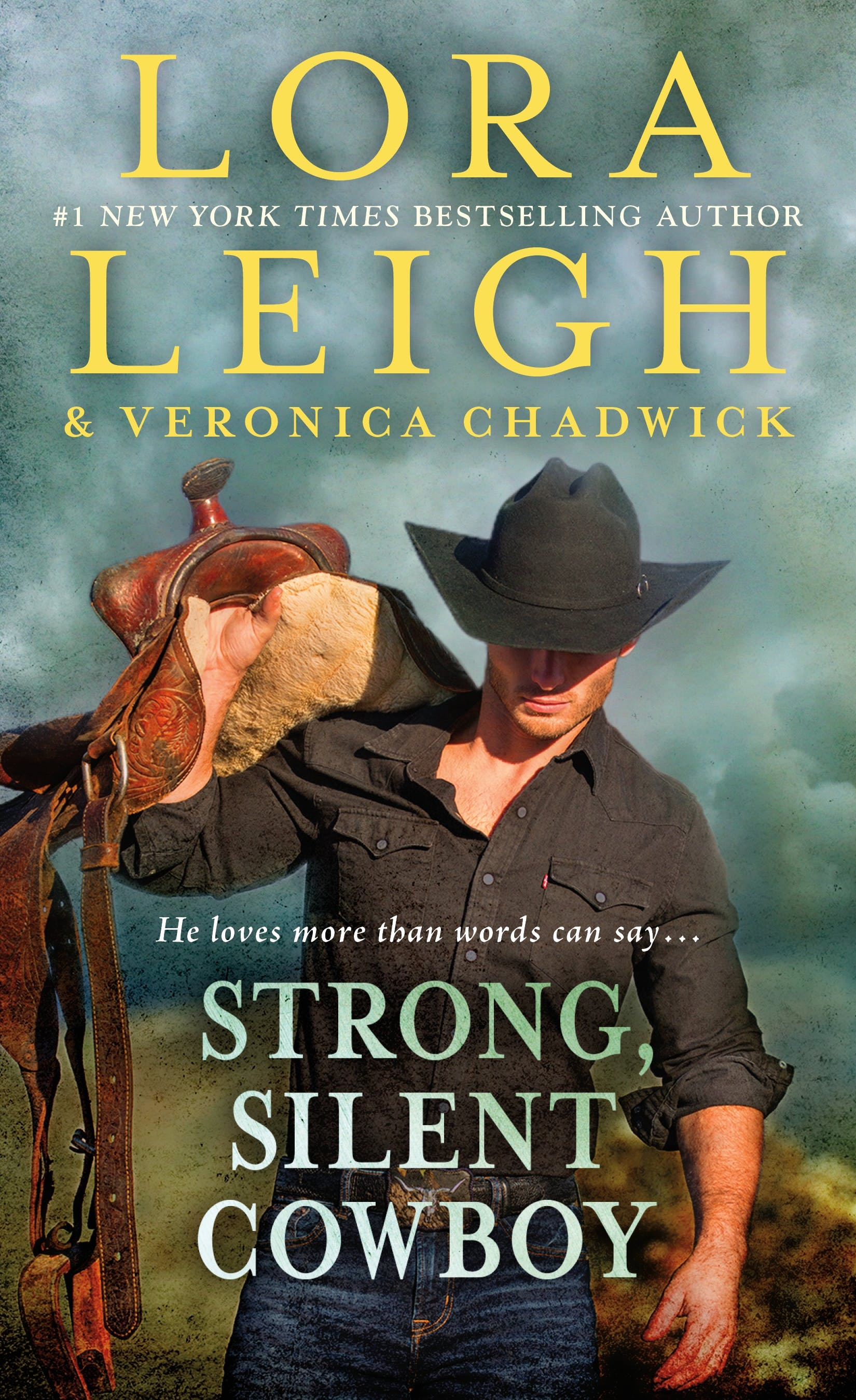 Image of Strong, Silent Cowboy