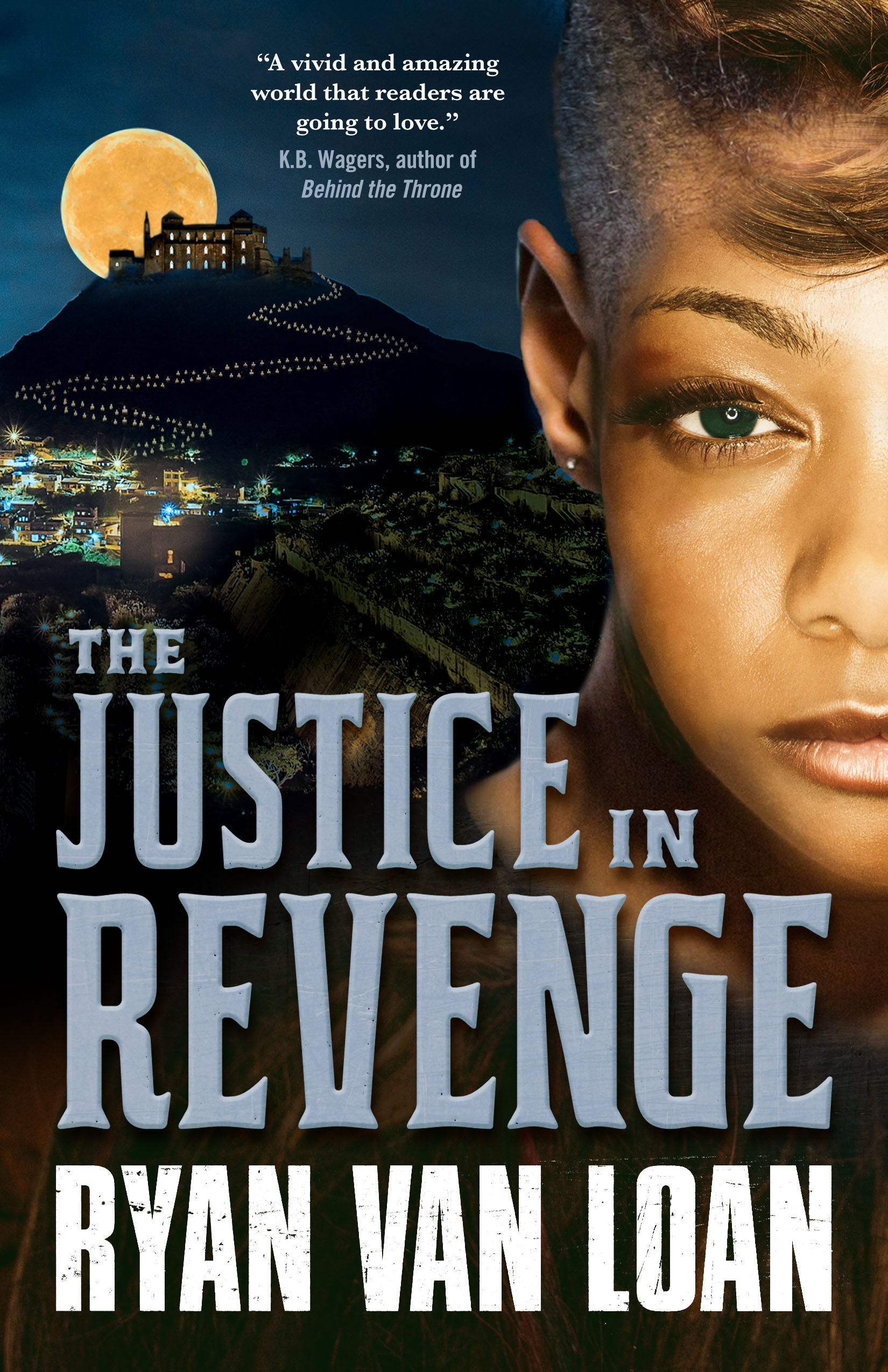 Image of The Justice in Revenge