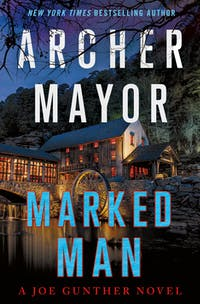 Marked Man book cover