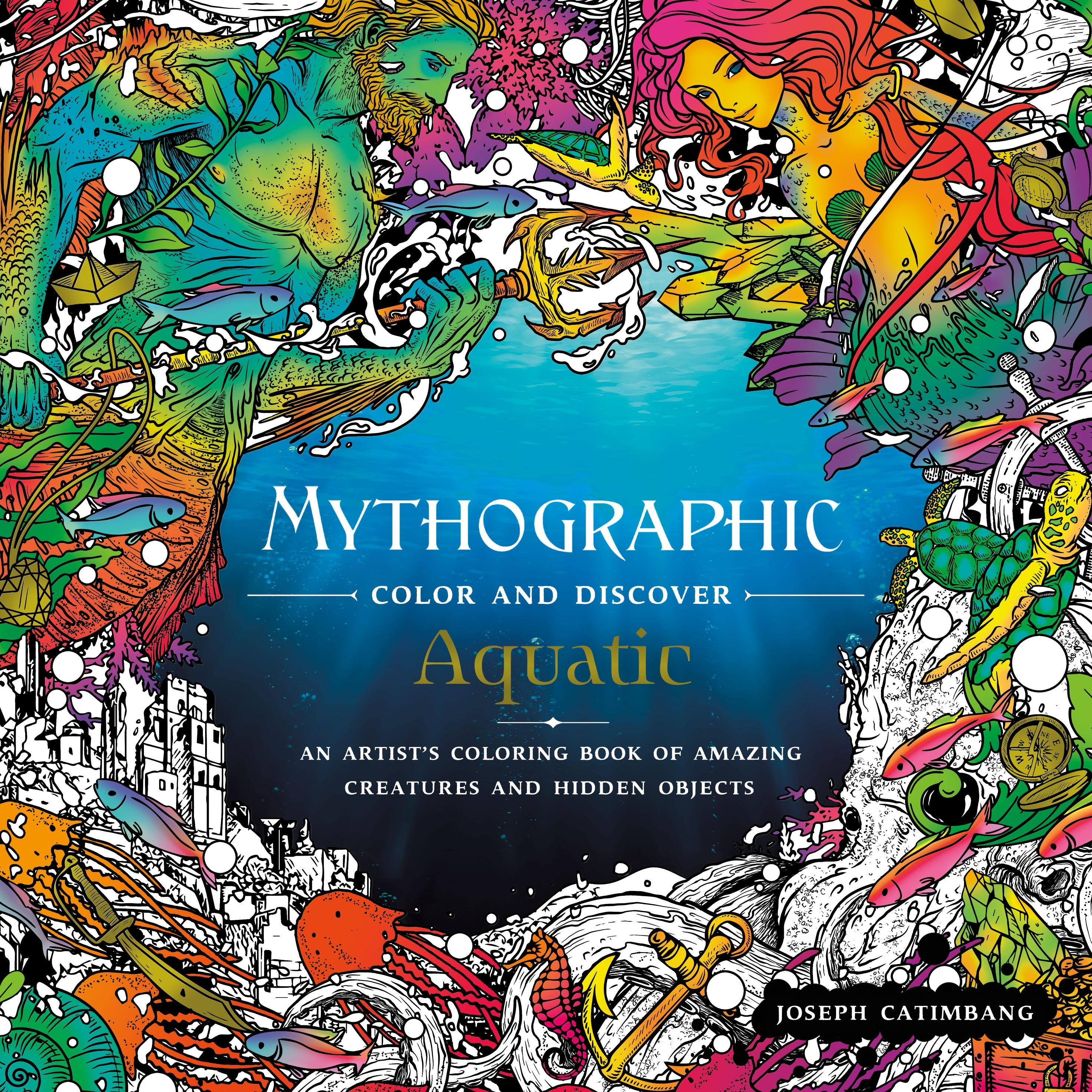 Image of Mythographic Color and Discover: Aquatic