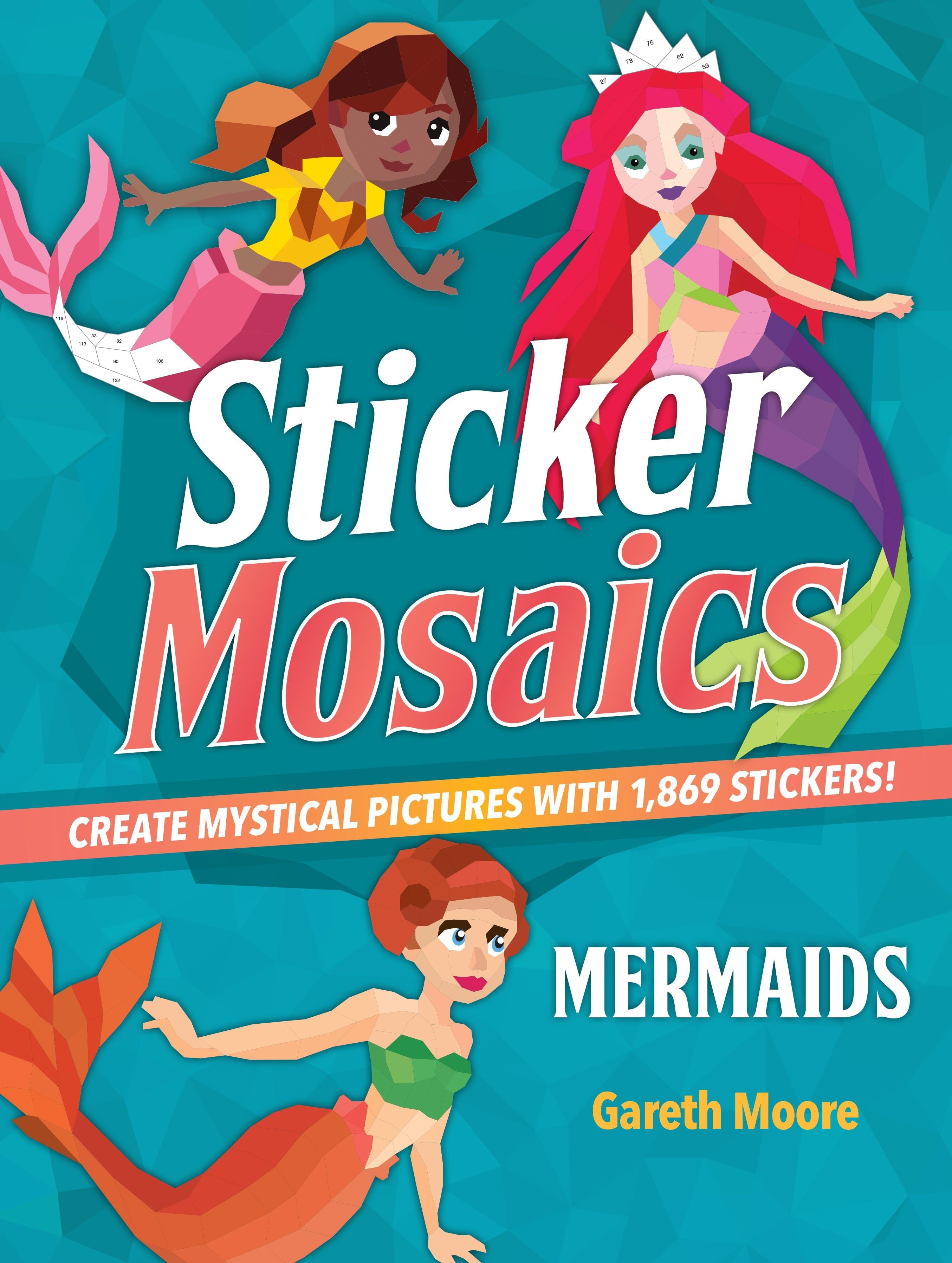 Image of Sticker Mosaics: Mermaids