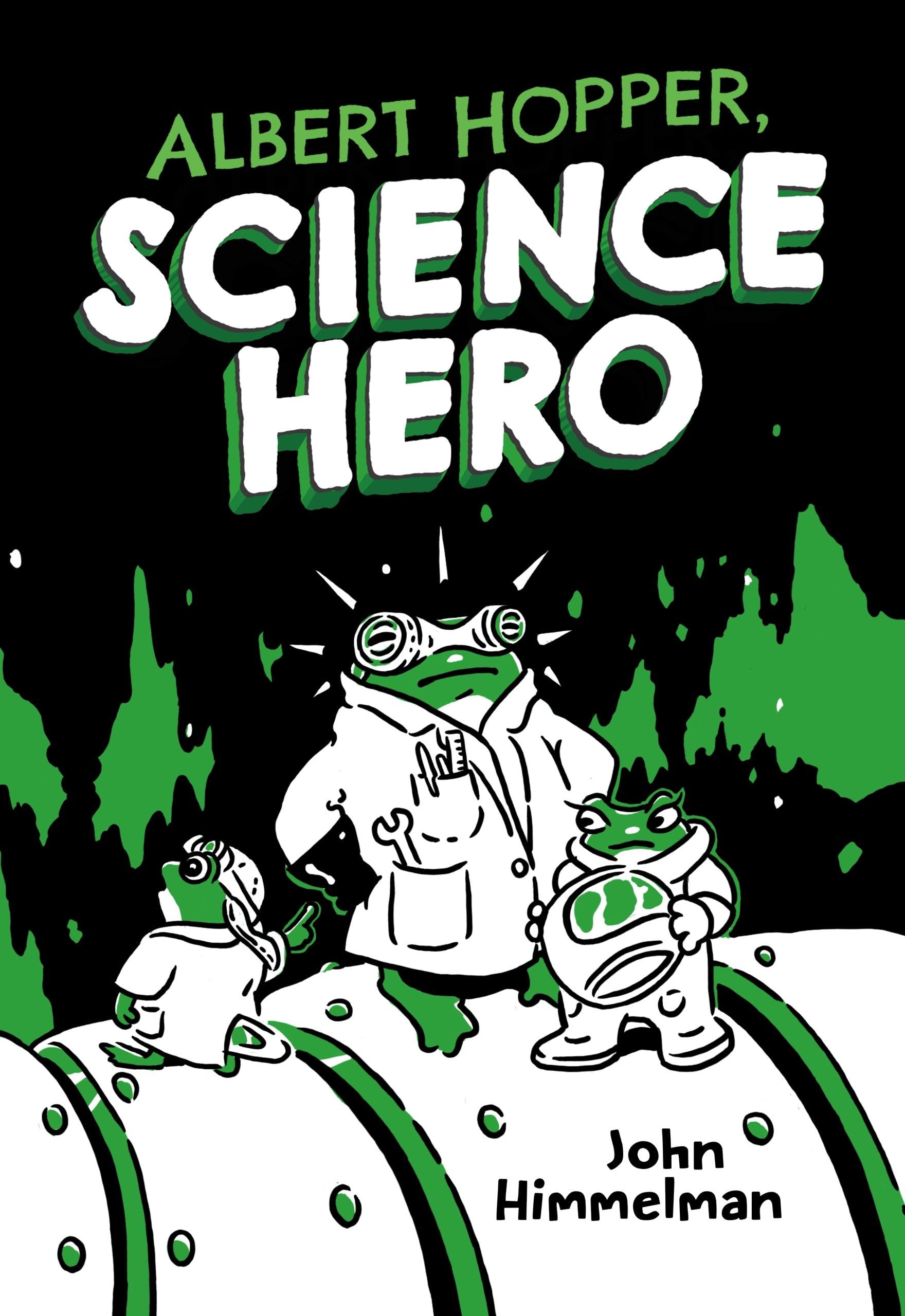 Image of Albert Hopper, Science Hero