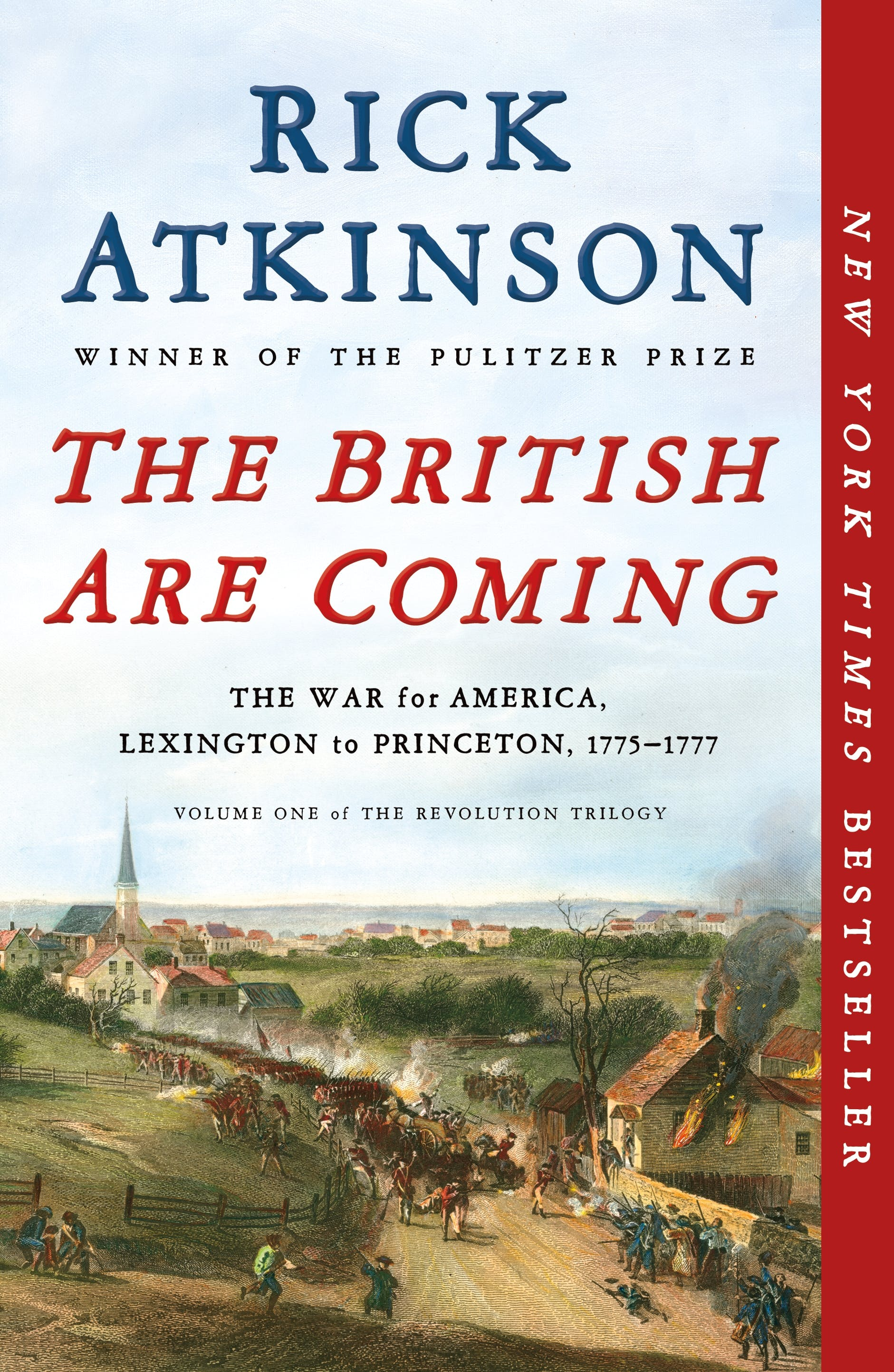 Image of The British Are Coming