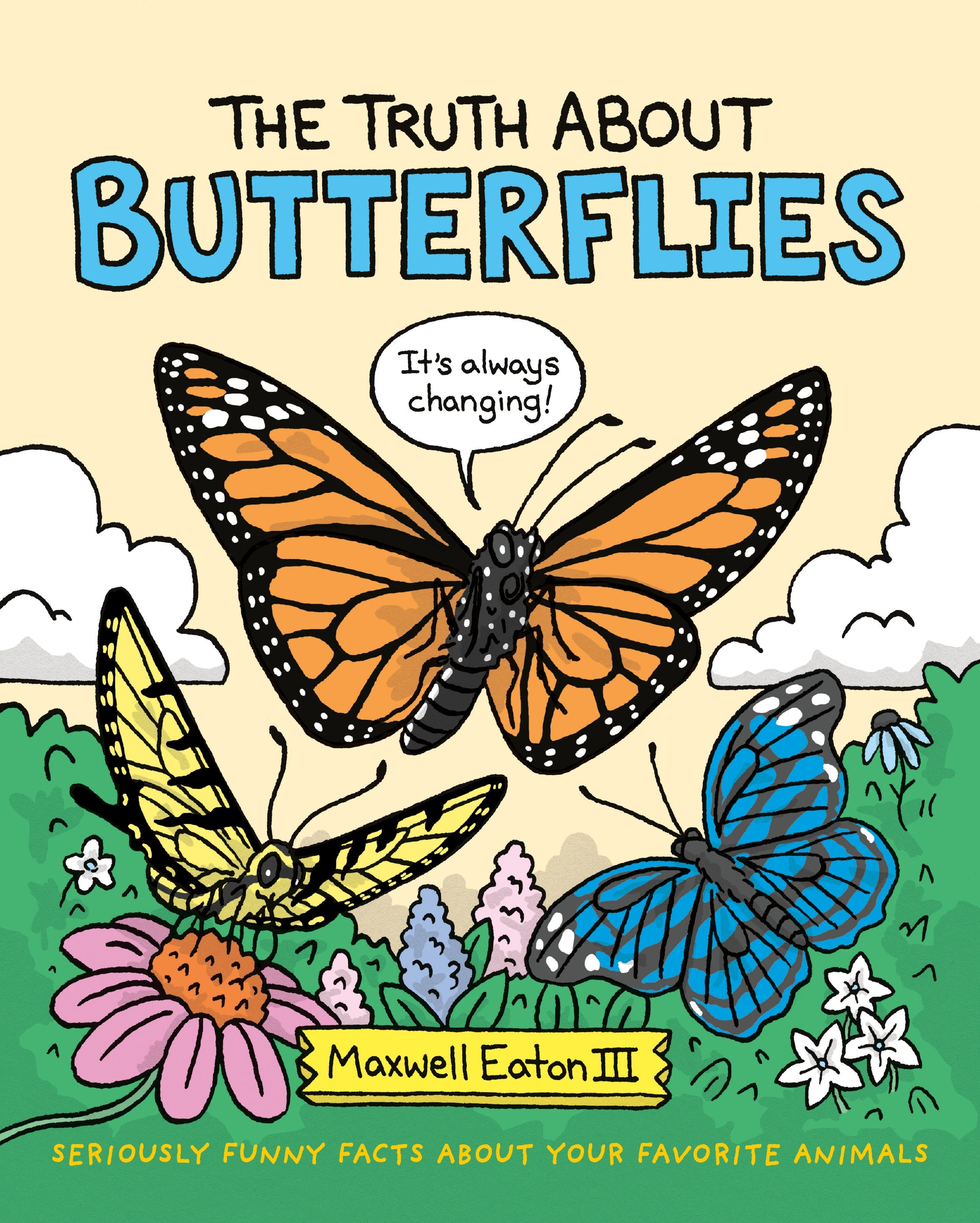 Image of The Truth About Butterflies