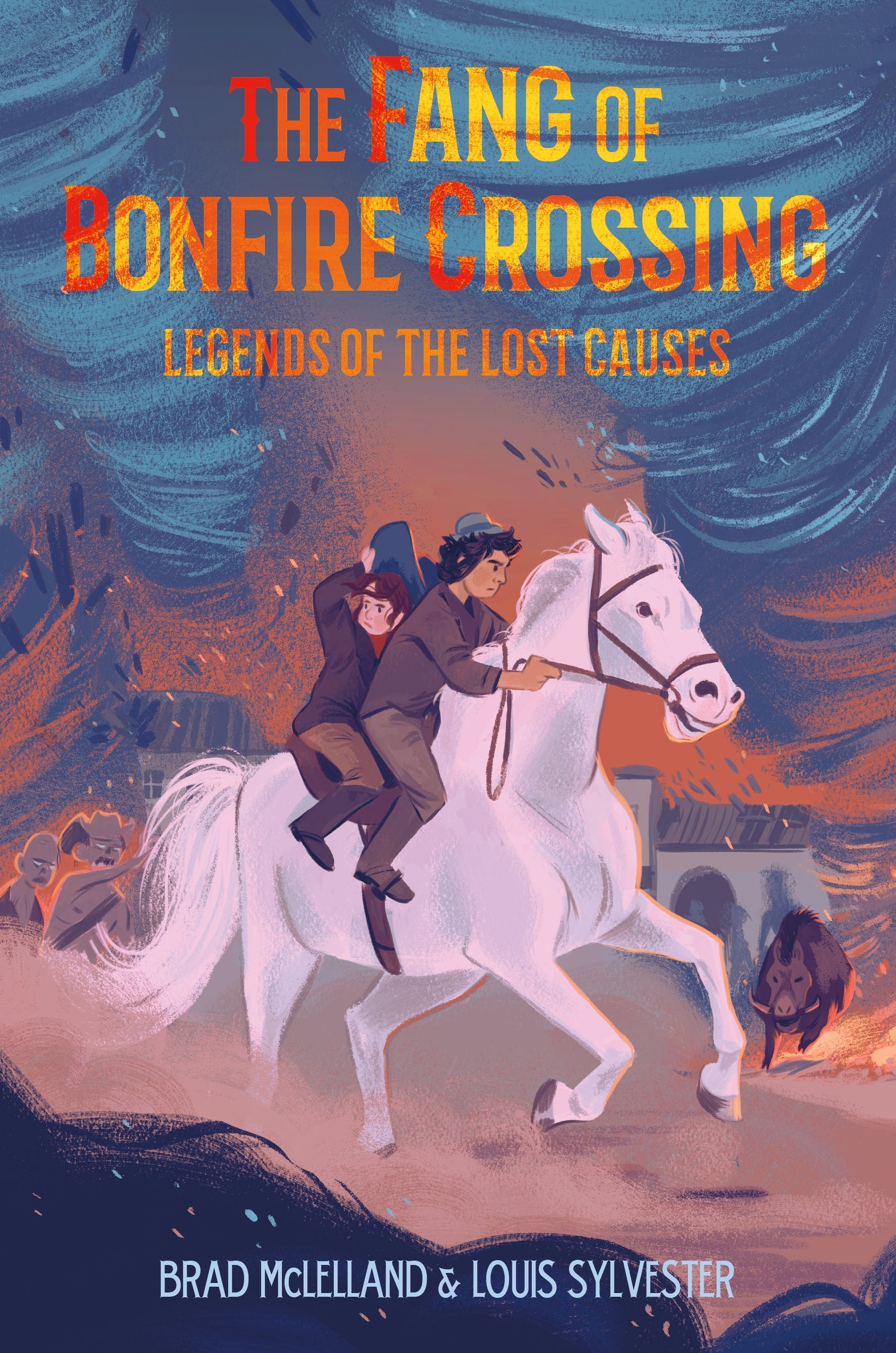 Image of The Fang of Bonfire Crossing: Legends of the Lost Causes
