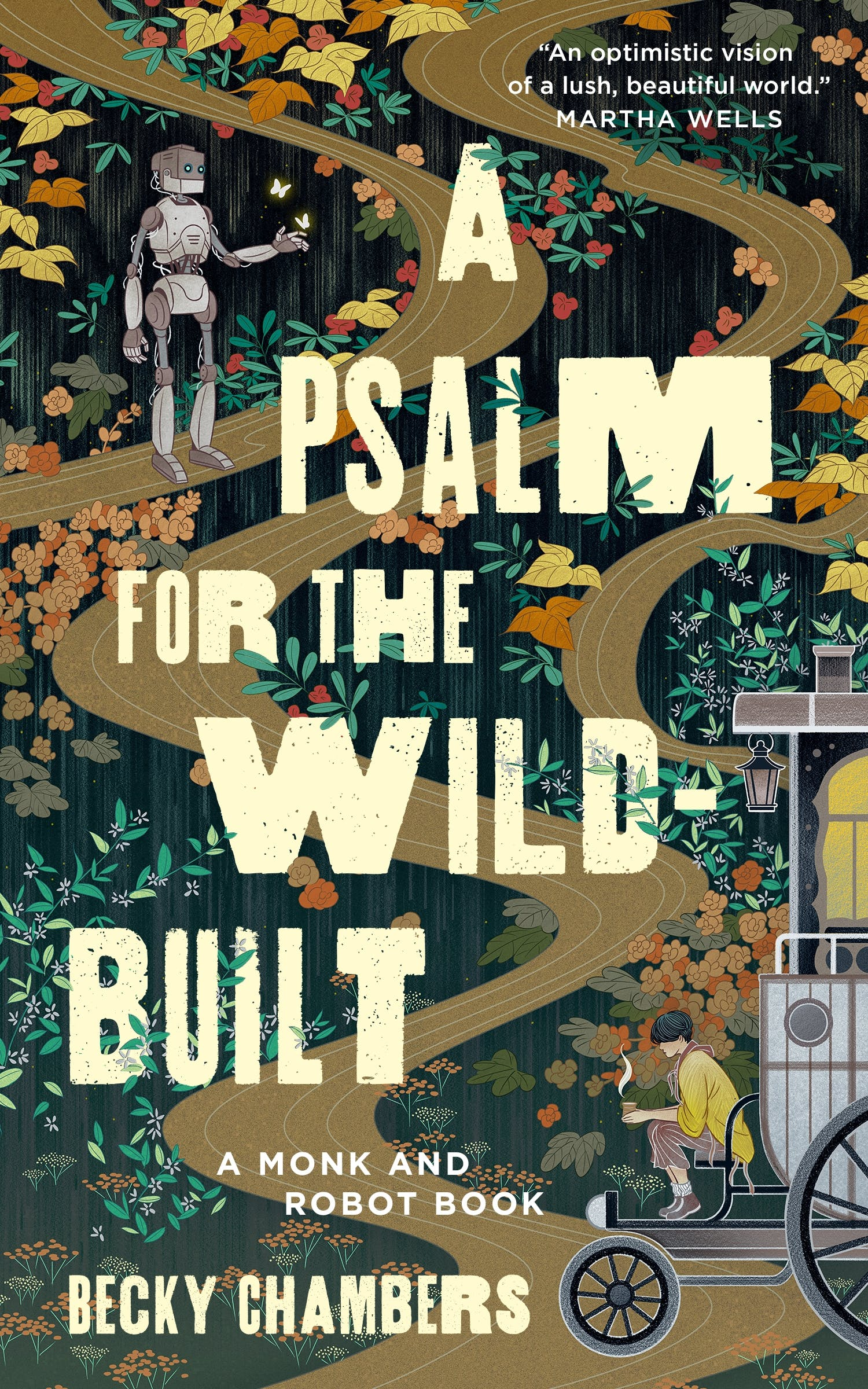 Image of A Psalm for the Wild-Built