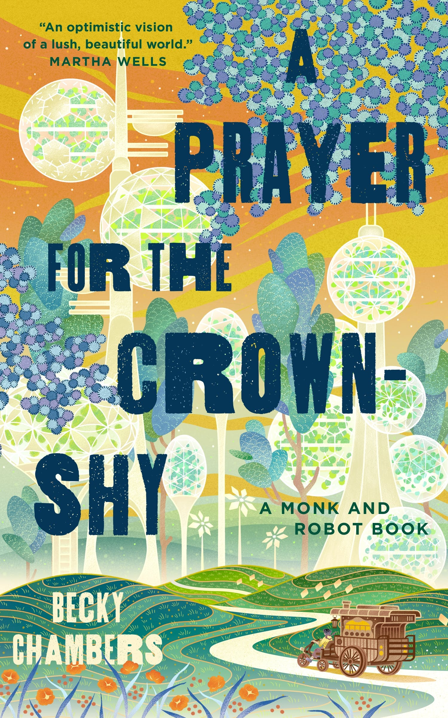 Image of A Prayer for the Crown-Shy