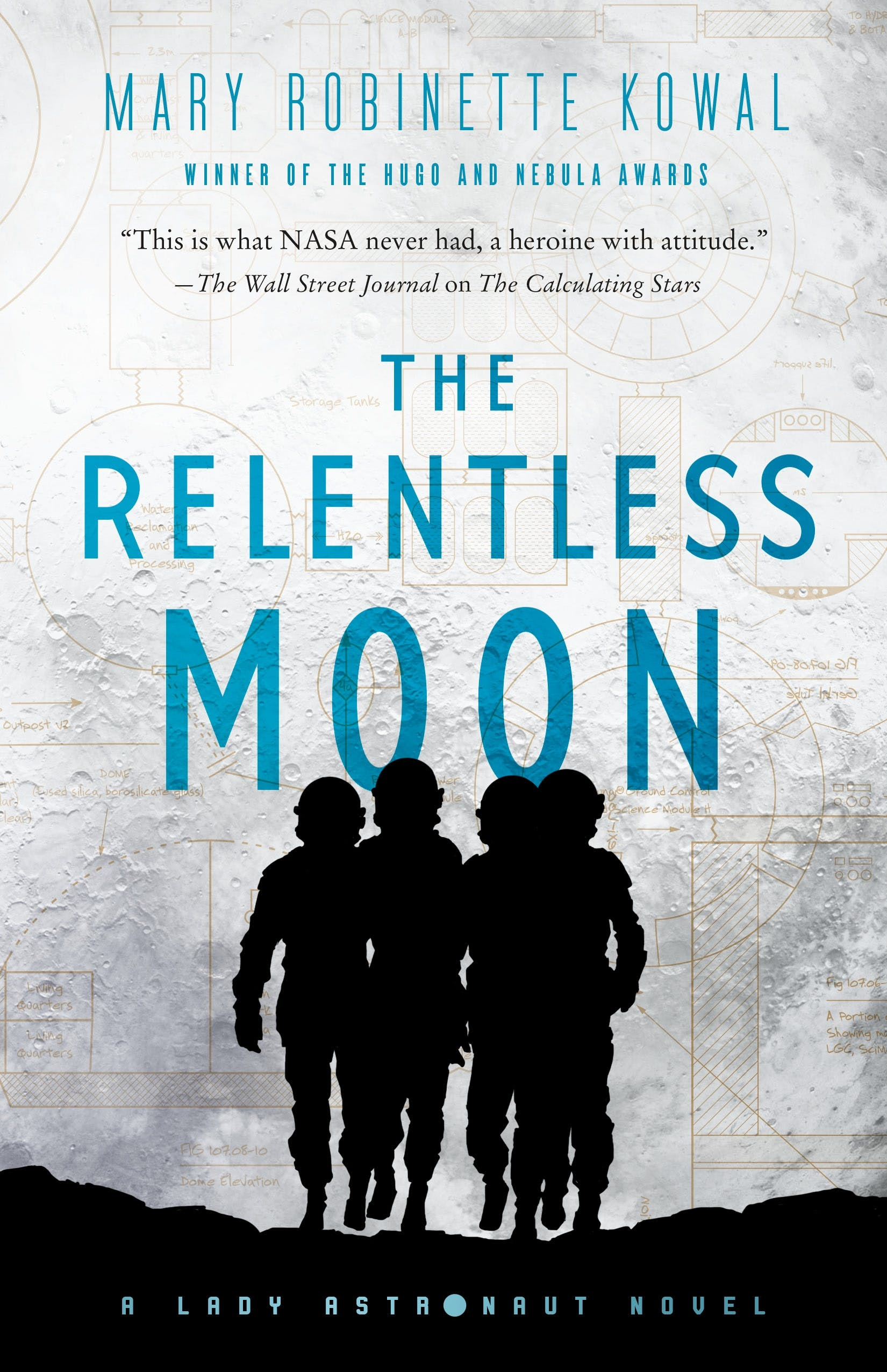 Image of The Relentless Moon