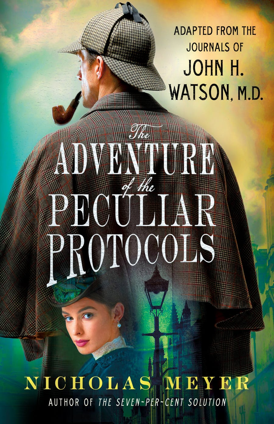 The Adventure of the Peculiar Protocols by Nicholas Meyer